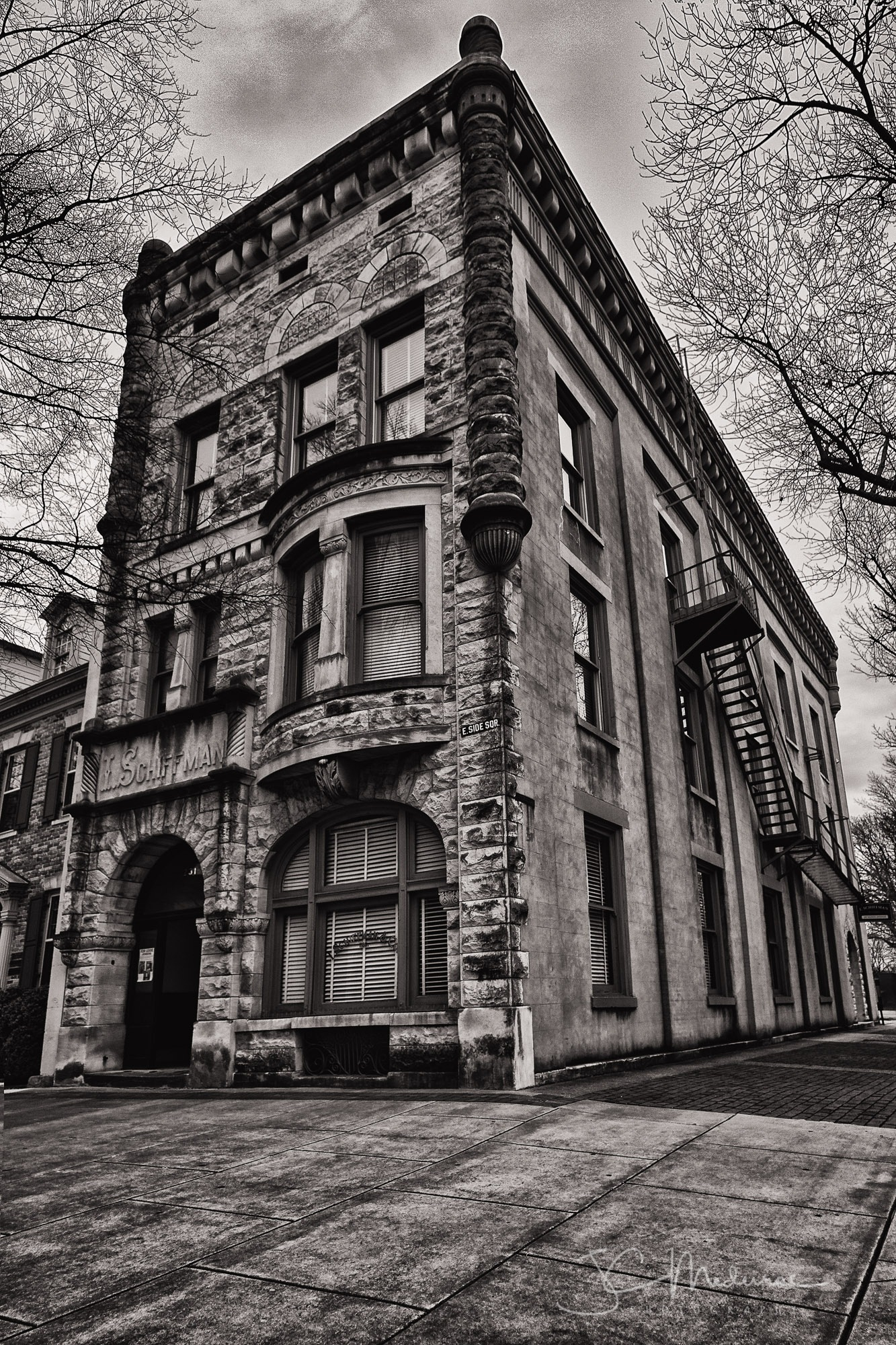 Schiffman Building by mxfan61