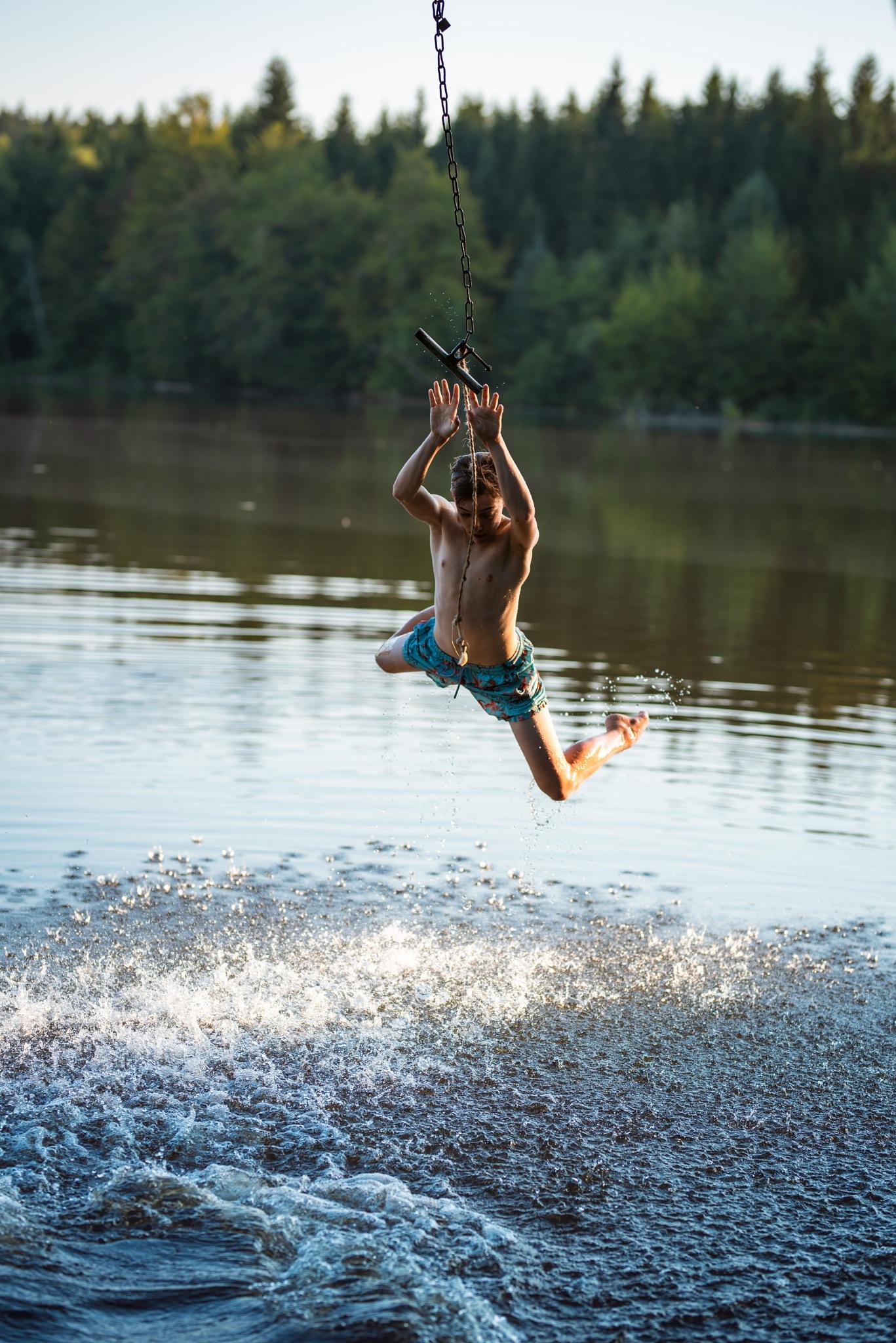 The jump by Christian Böhm