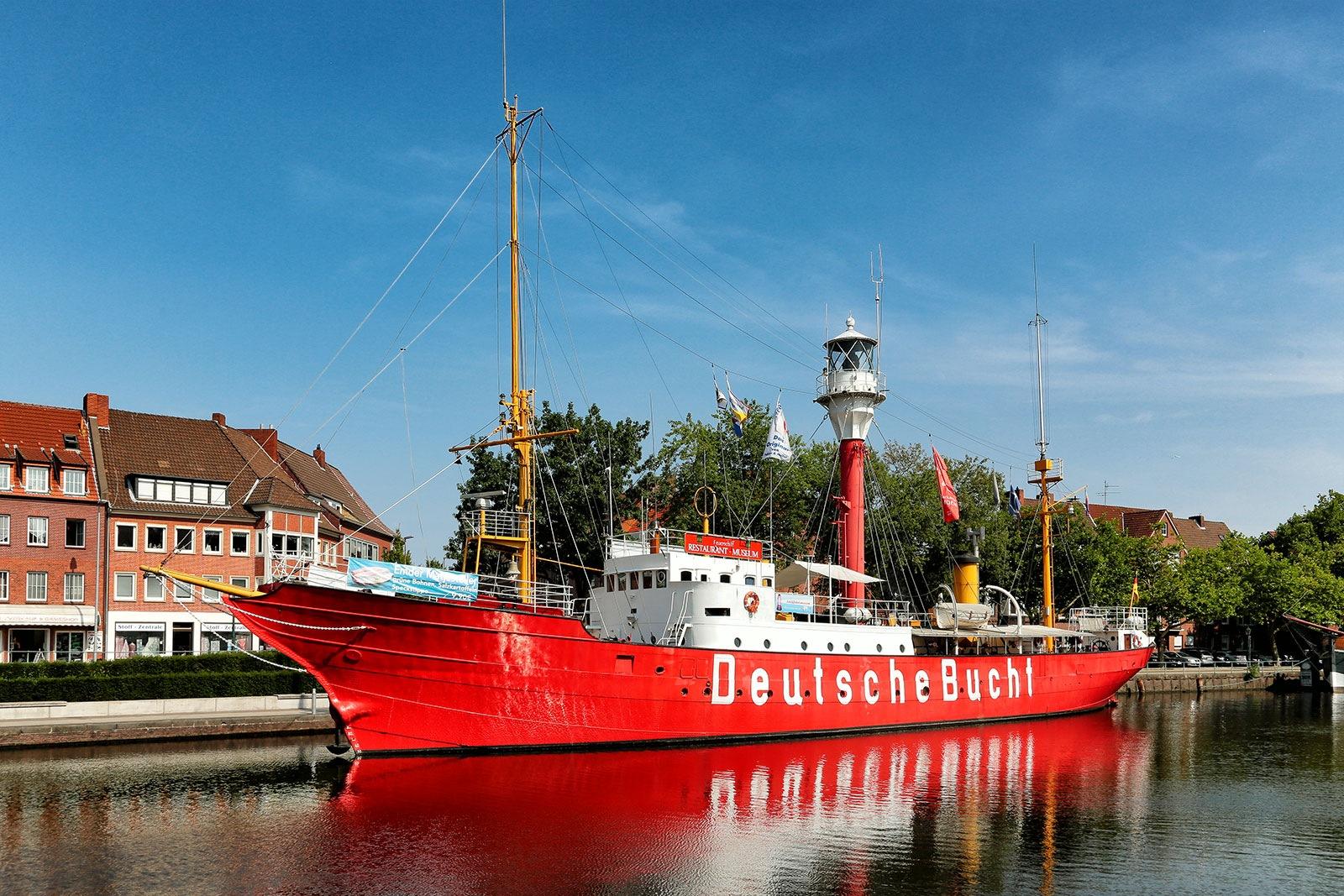 """lightship """"Deutsche Bucht"""" by Lairds Photography"""