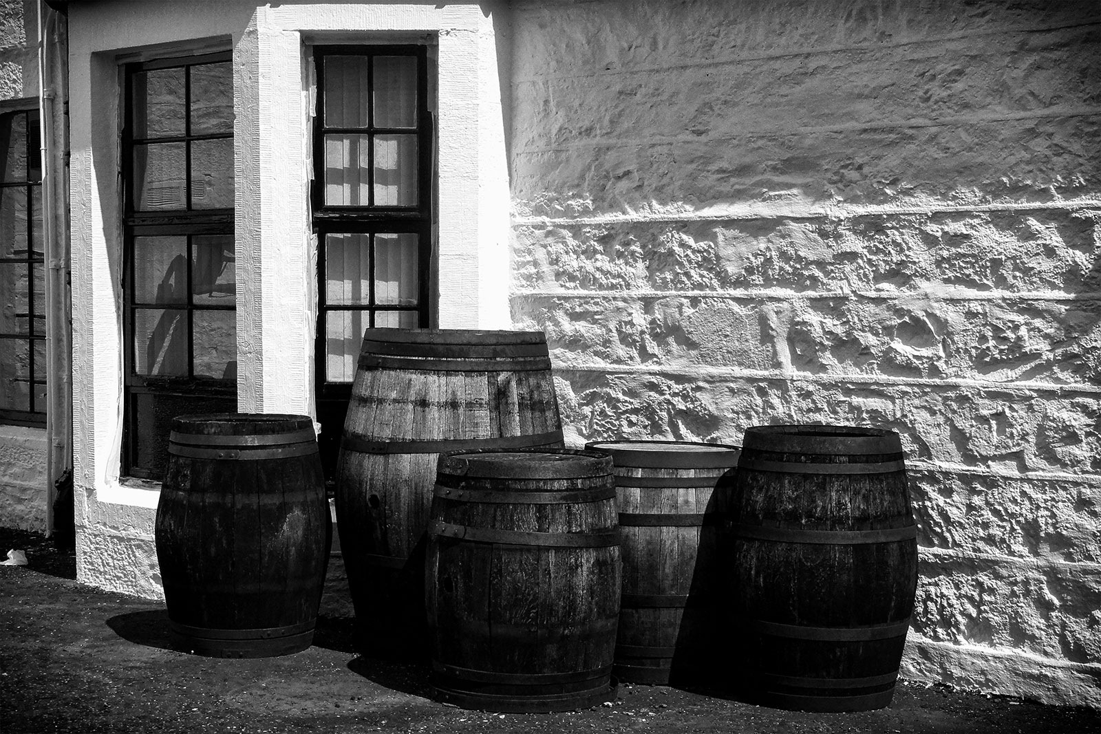 Casks by Lairds Photography