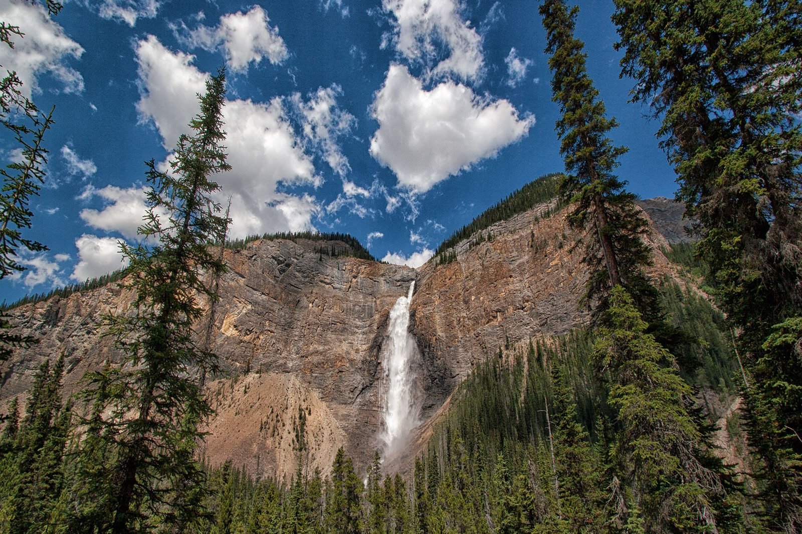Takakkaw-Falls by Lairds Photography