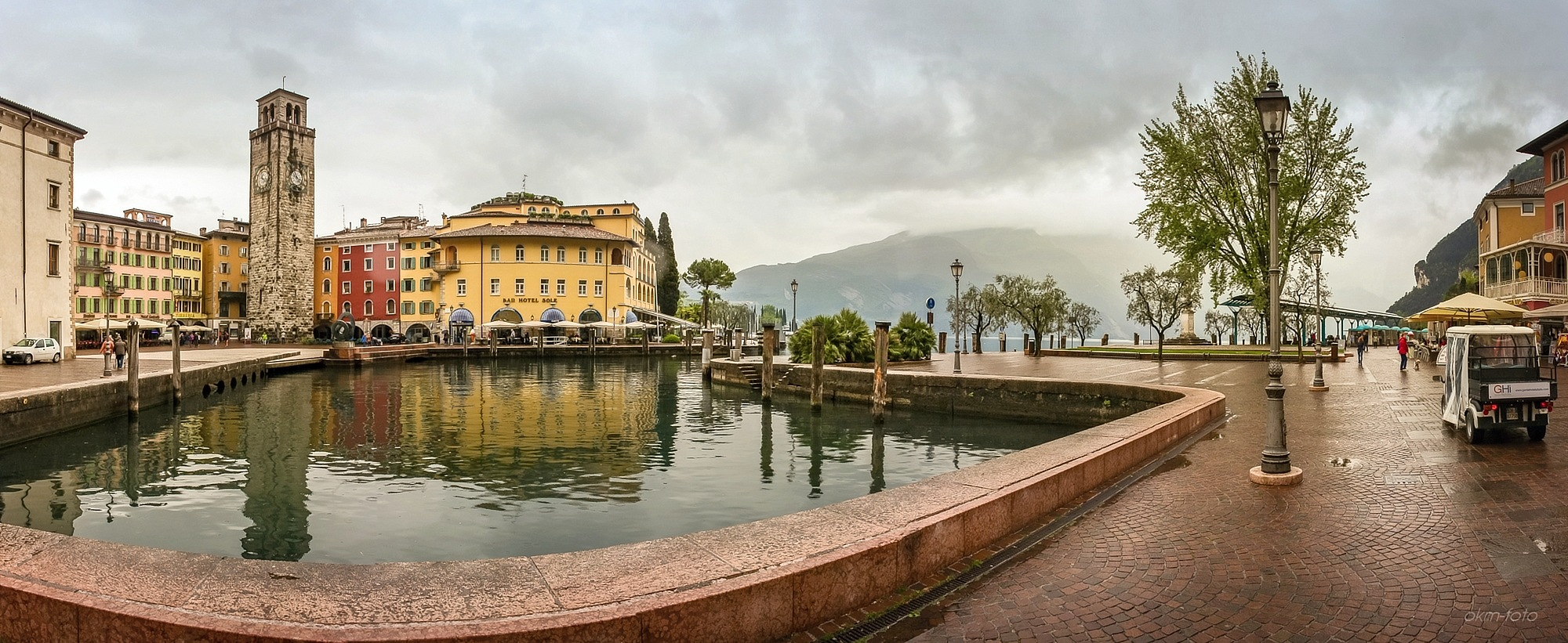 Reiff / Riva del Garda by Oleg Muehlberger
