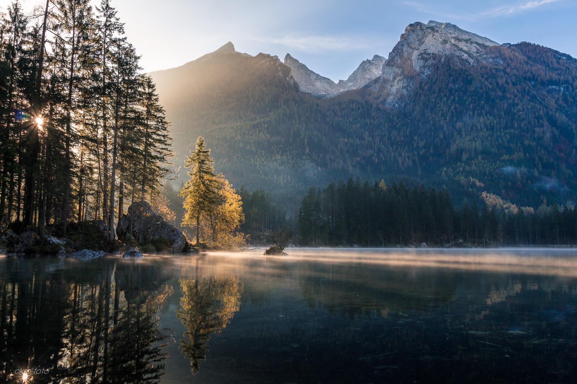 sunrise by Oleg Muehlberger