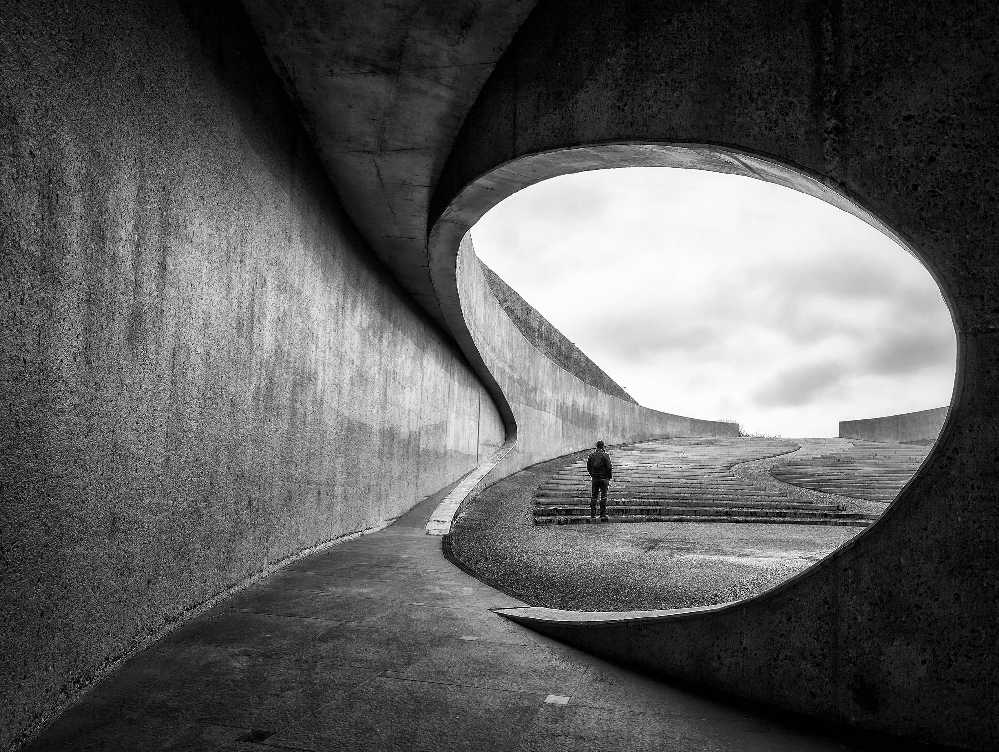 Visitor Center by Dirk Kleisa