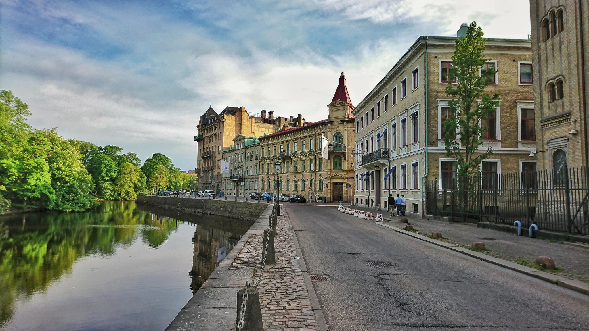Gothenburg 2 by Krister Honkonen