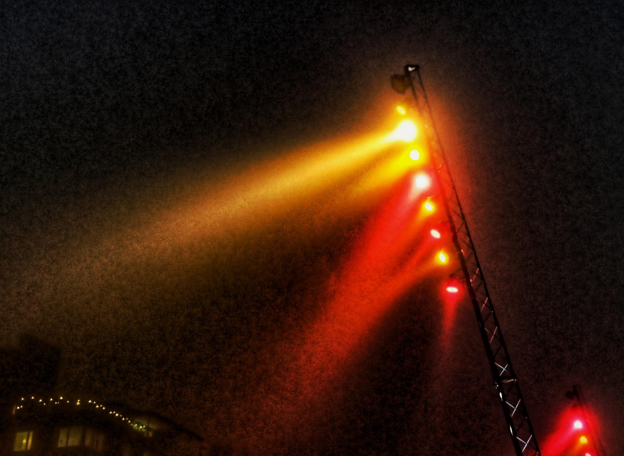 Lights by Krister Honkonen