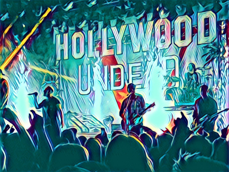 Hollywood Undead  by Krister Honkonen