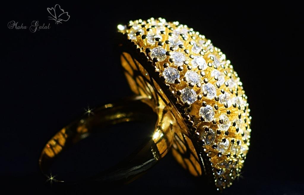 Gold by Maha Galal