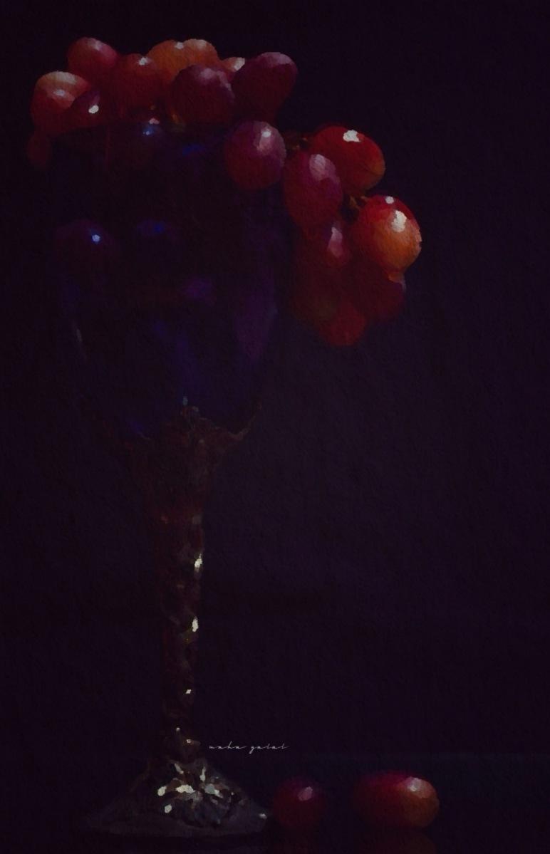 Grapes  by Maha Galal