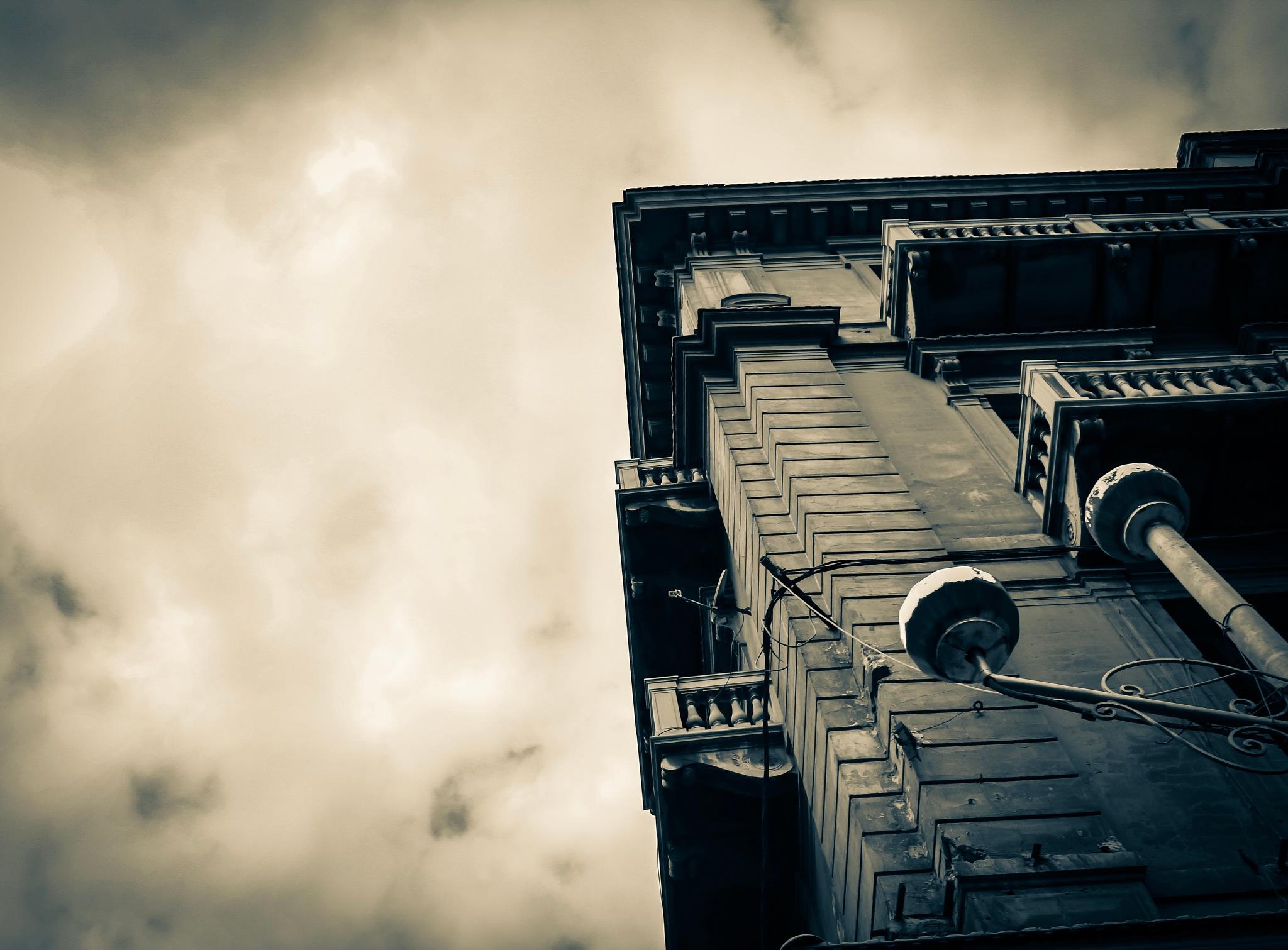 Aim high  by Kareem Elmougy
