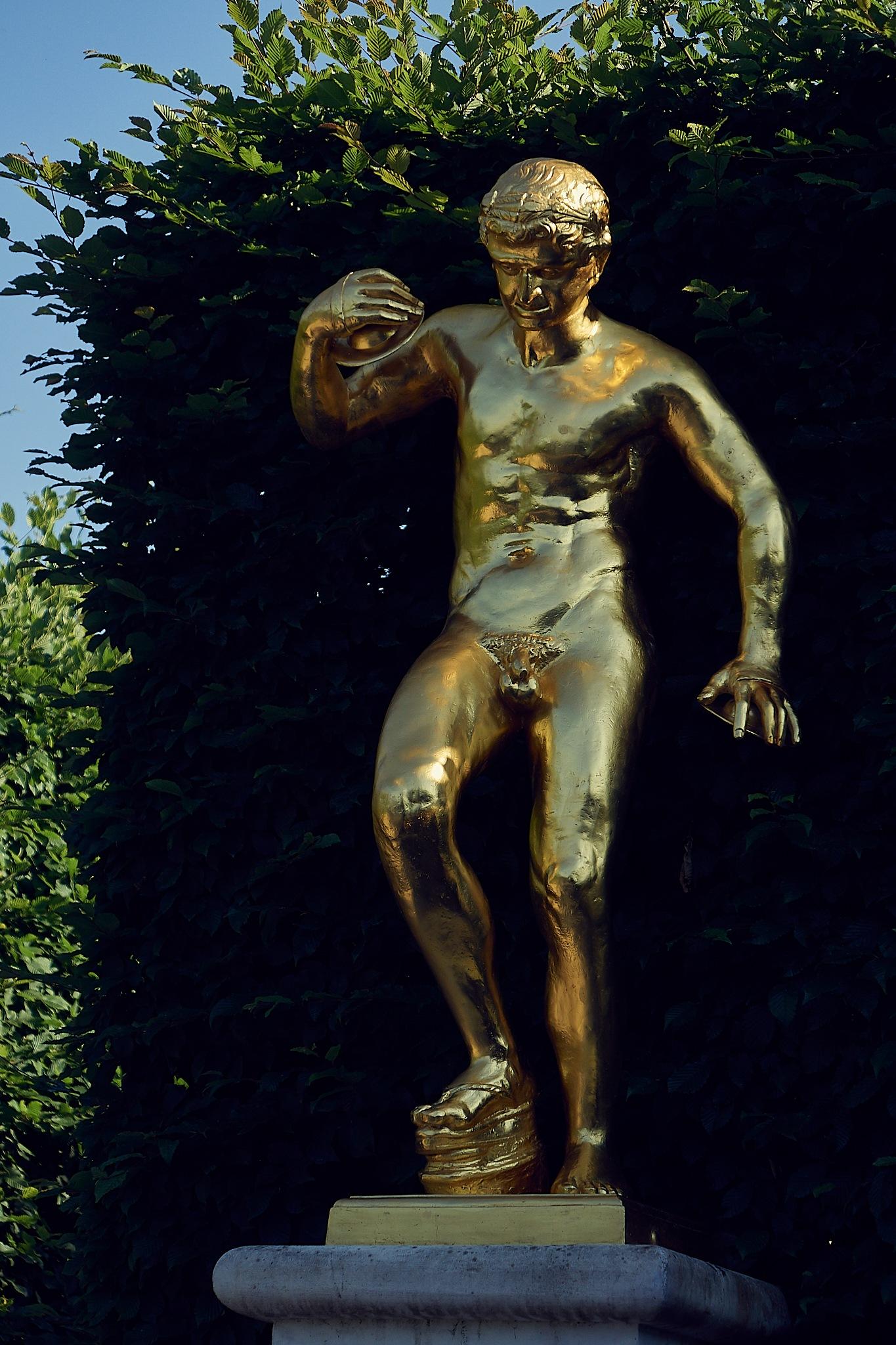 Golden Man by Peter Buck
