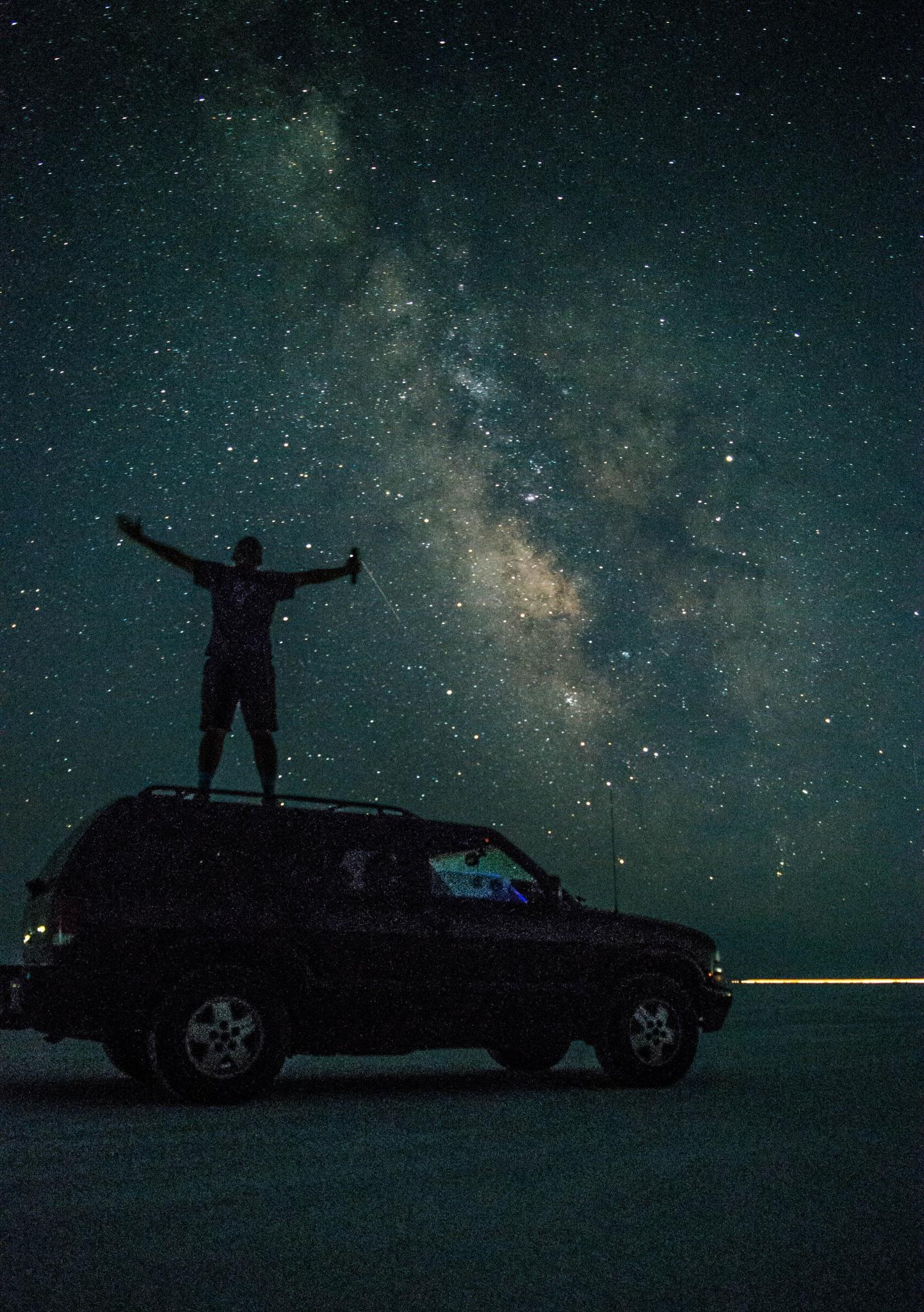 The reach by Alec Jordan