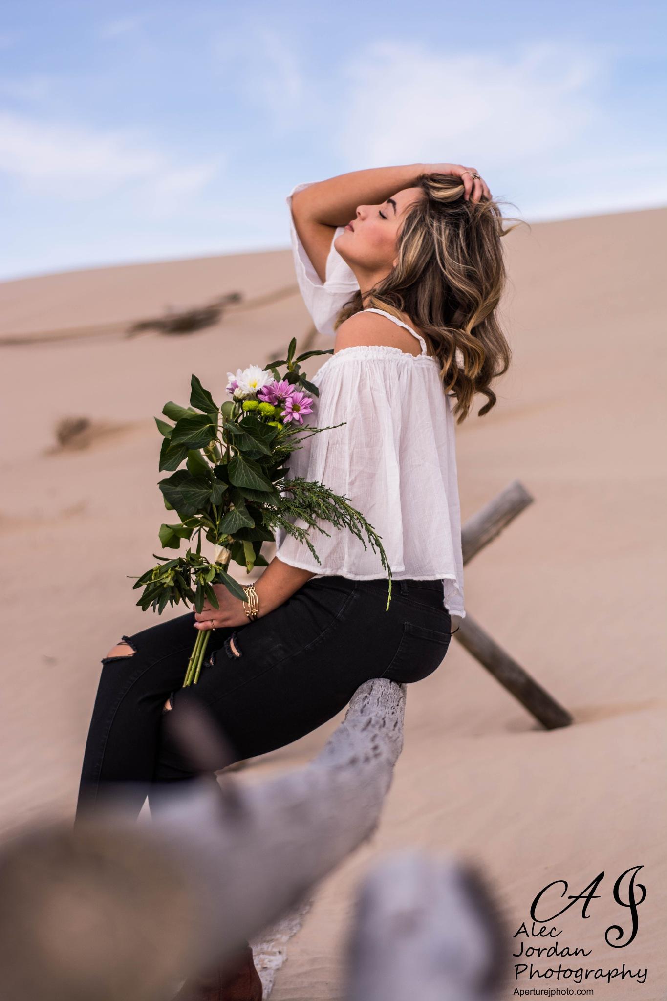 Desert Flower (pt2) by Alec Jordan