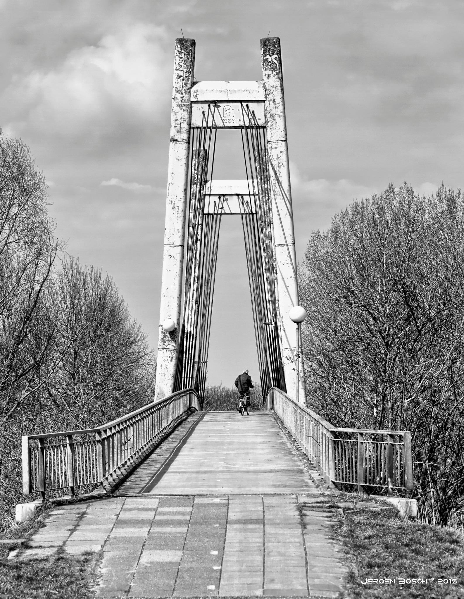 """""""A Bridge to Far"""" by jeroen bosch"""