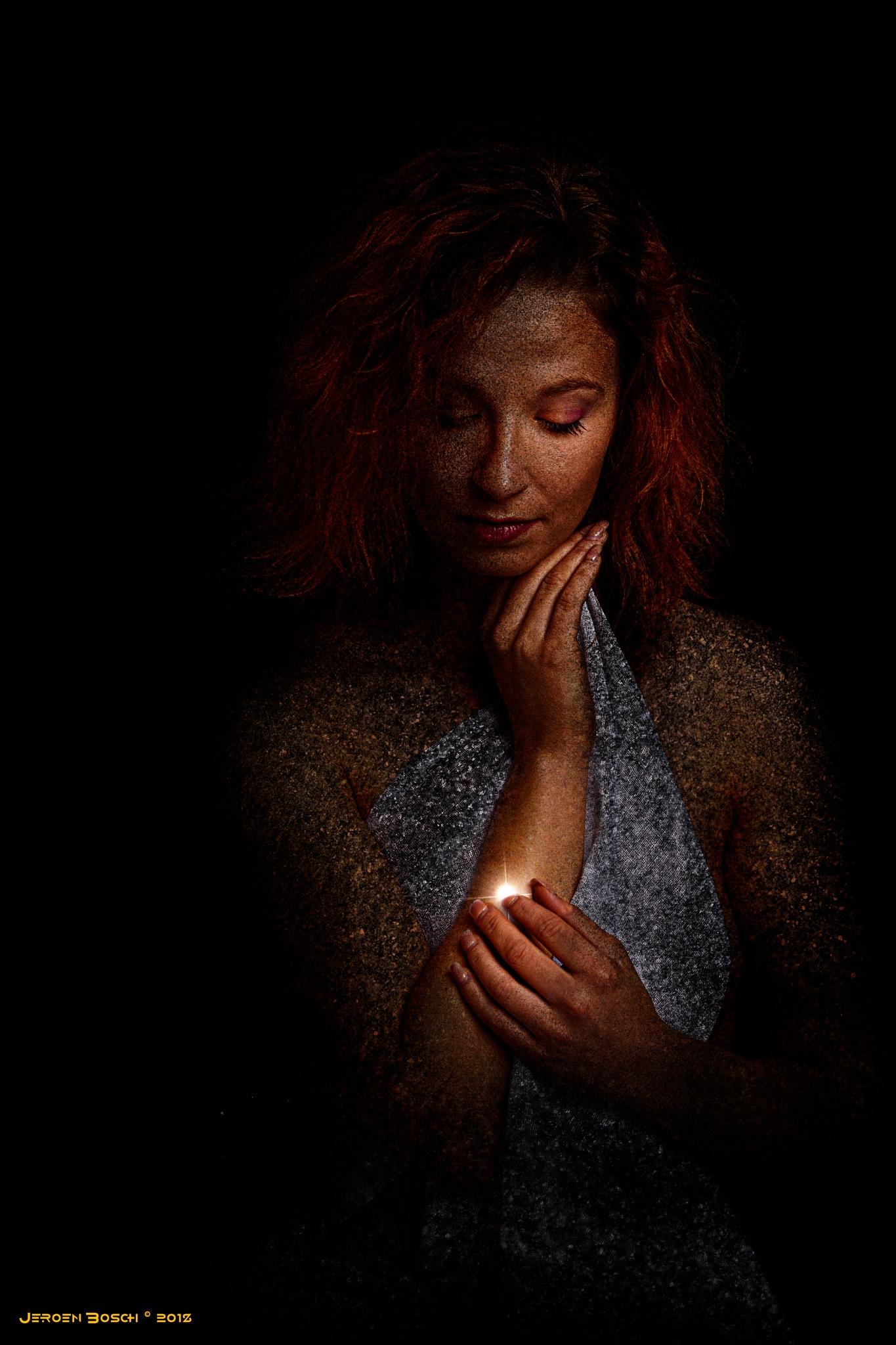 The Healer by jeroen bosch