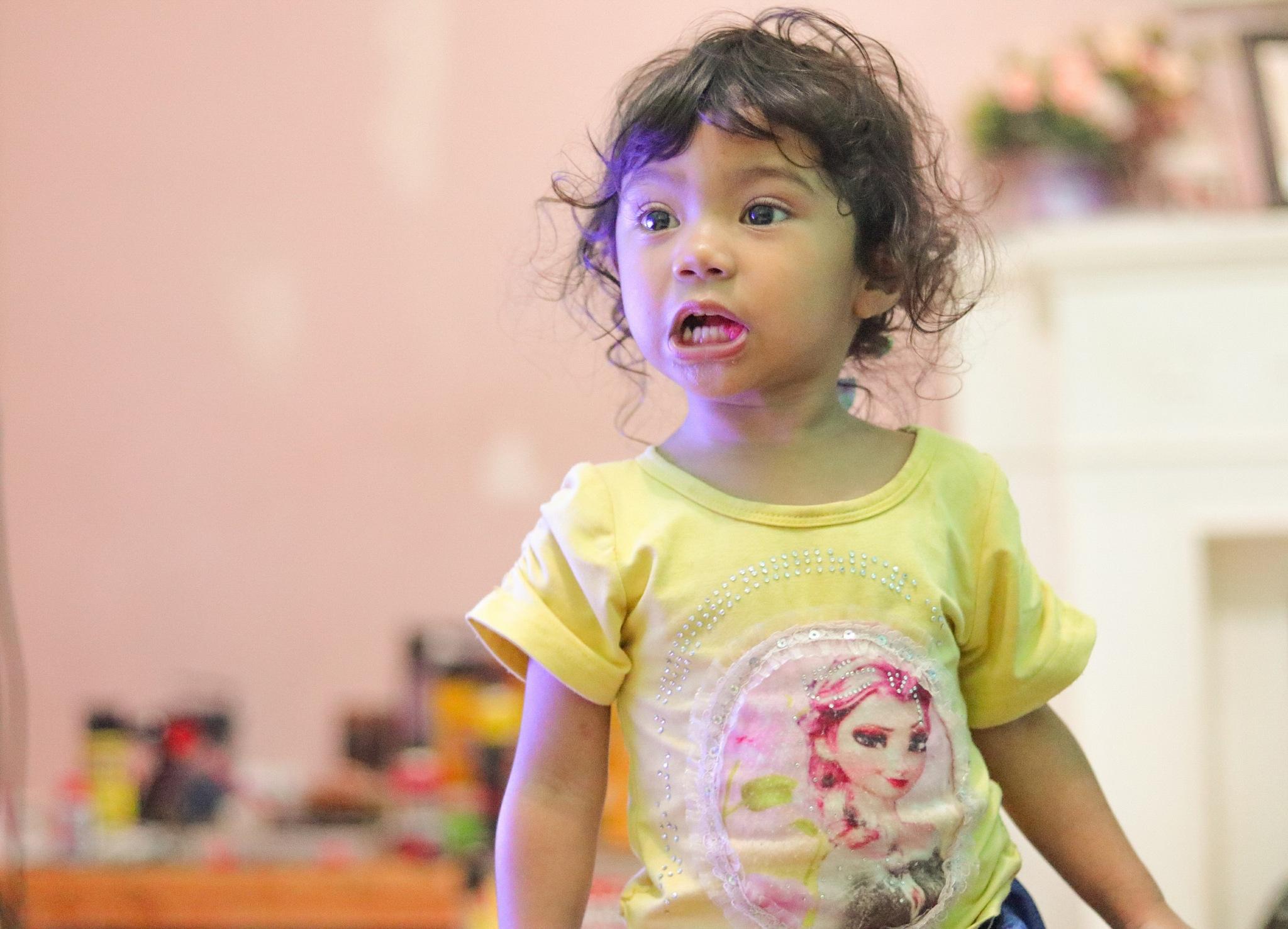 My Daughter.. by Aditya Dwi Ramdhani