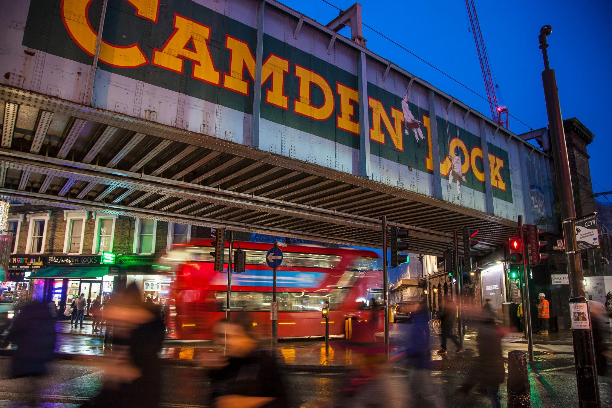 Camden lock by 50mmAudiovisuals