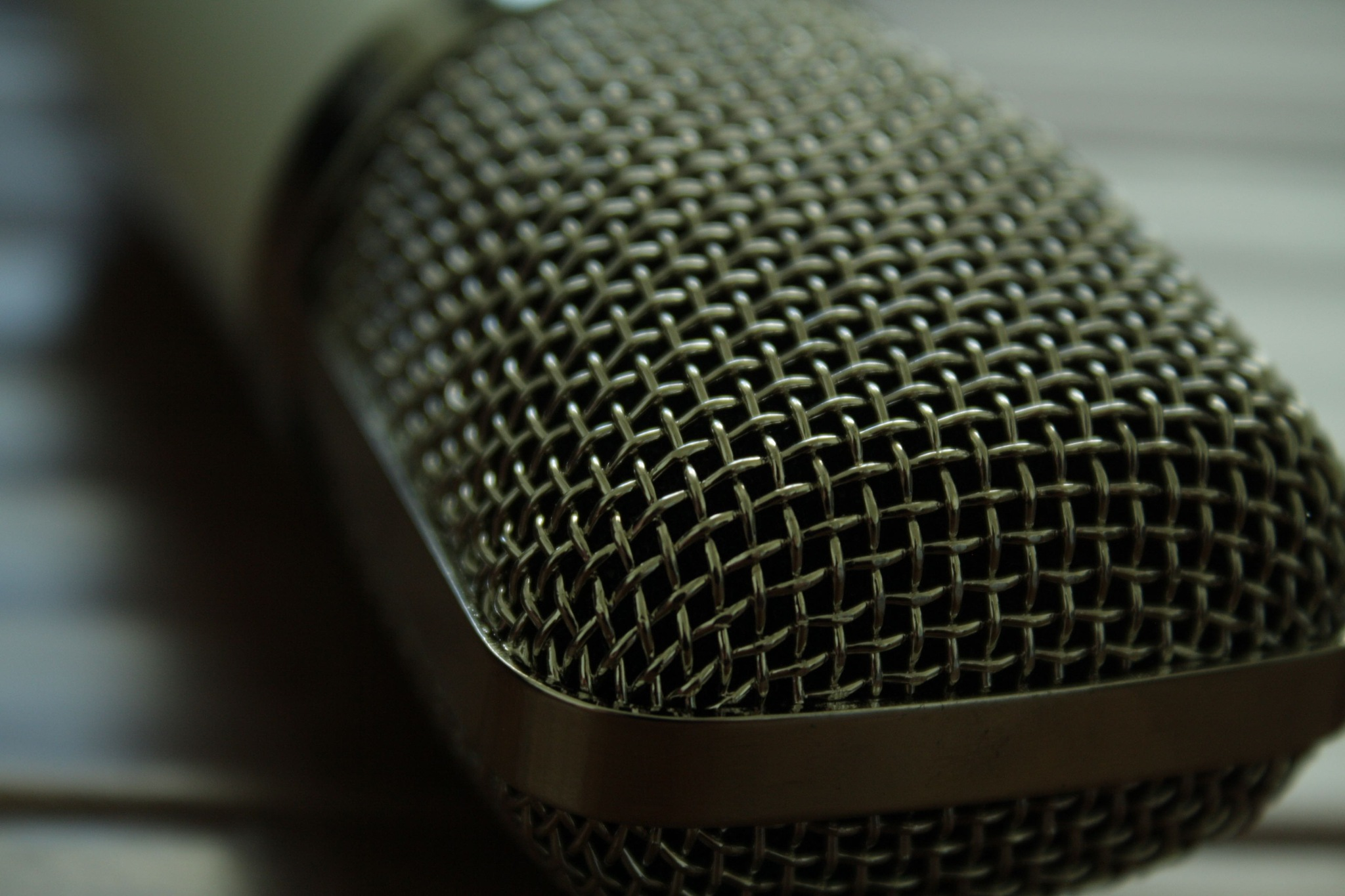 Microphone by Isabelle A