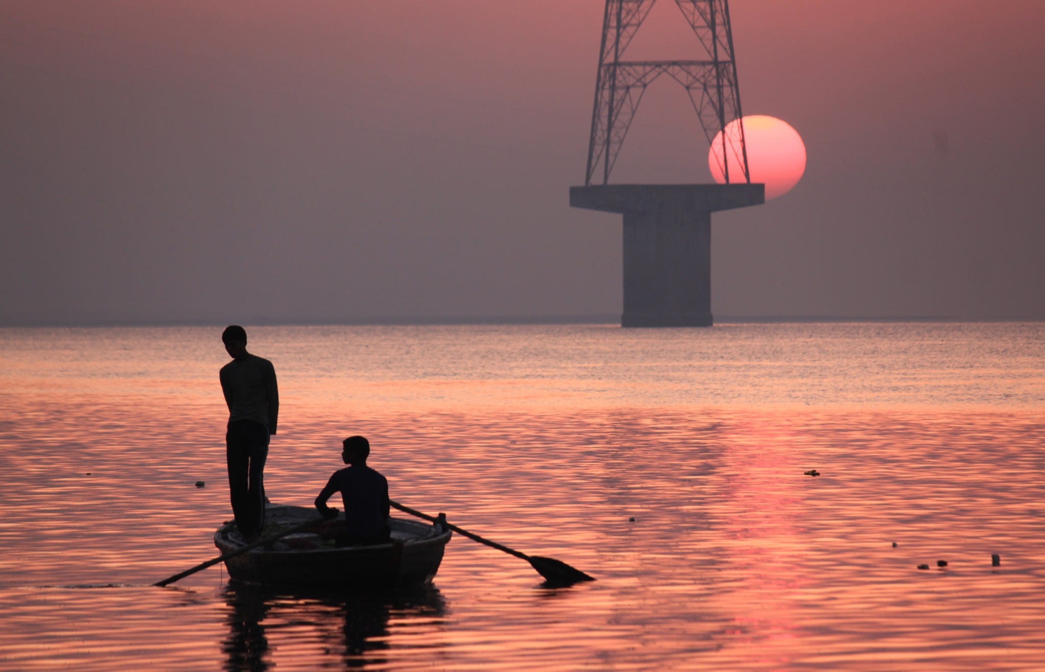 Sunrise by Sumit Gupta
