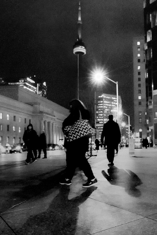 Night Walker by Salam Yahya