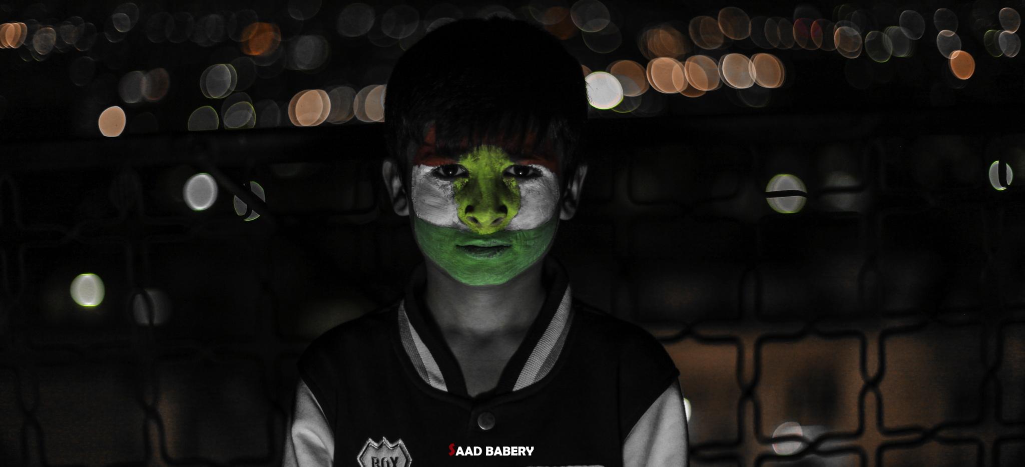 kurdish boy by Saad Babery