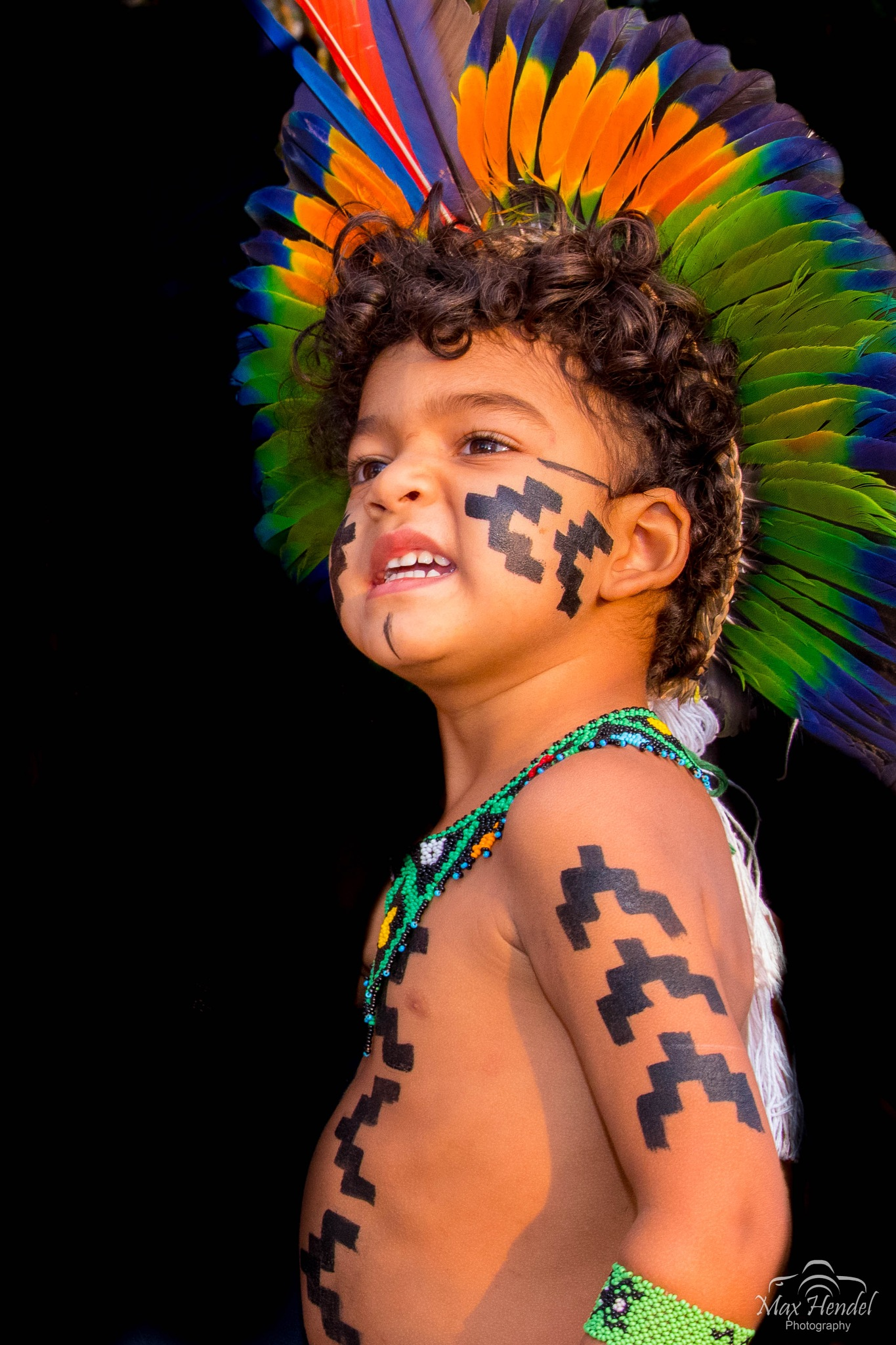 Photo in People #curumim #indigenous child #brazil