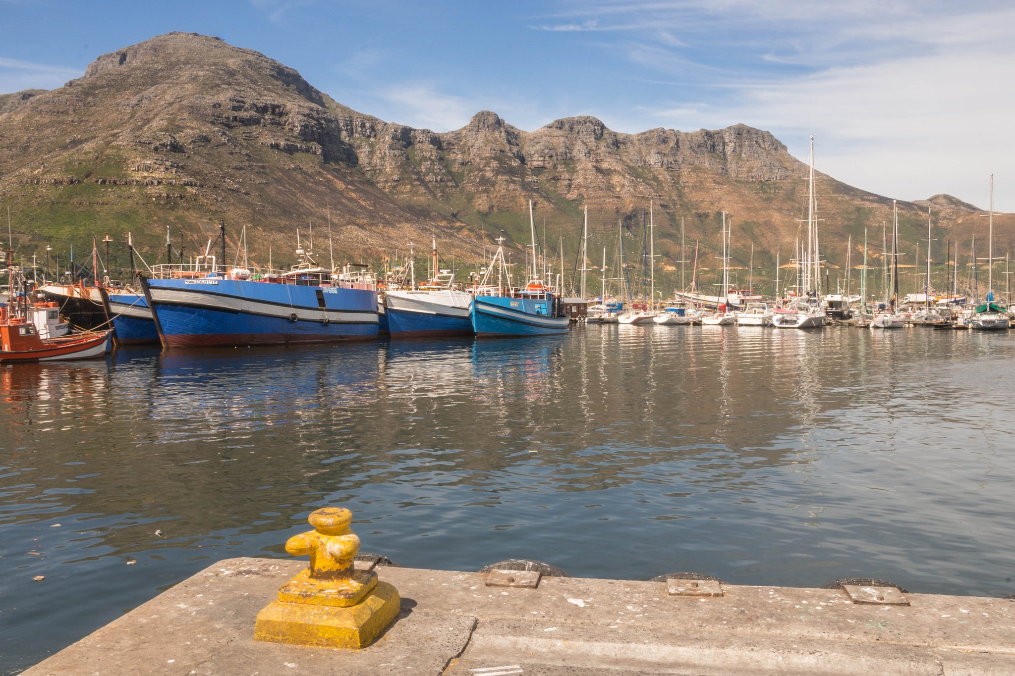 hout bay  by martin