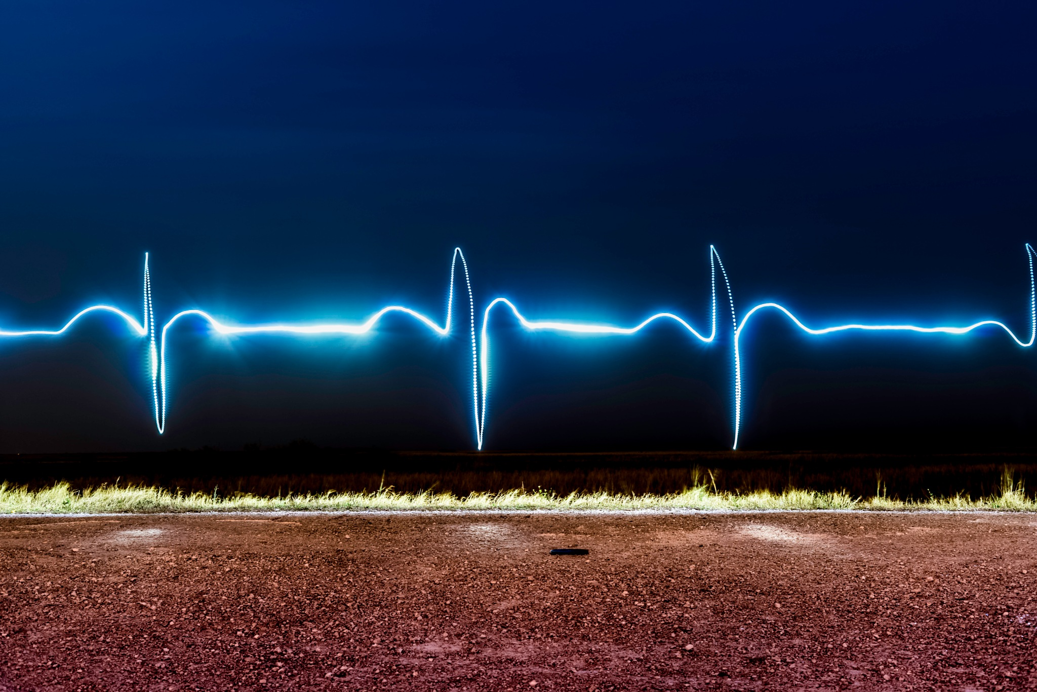 The Heartbeat by David Lustrup