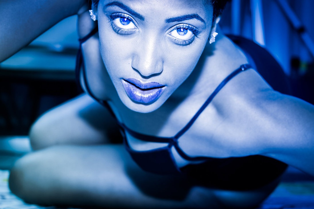 Blue Dream by David Lustrup