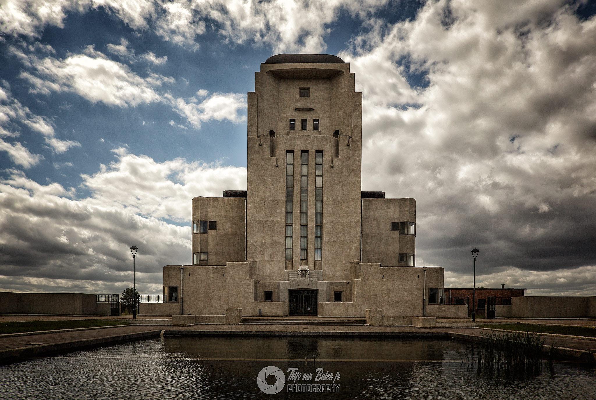 Radio Kootwijk by Thijs van Balen Jr