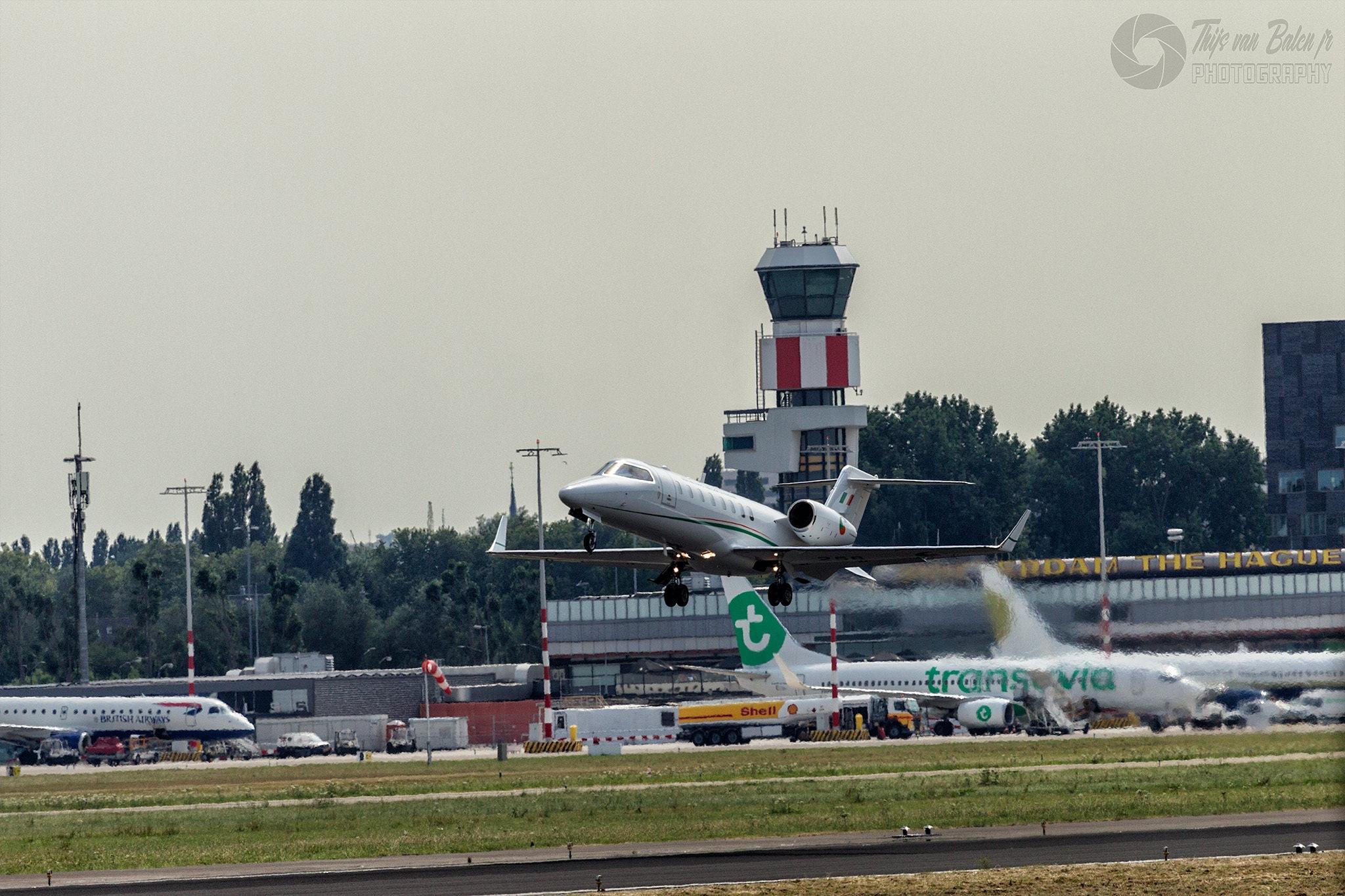 Rotterdam The Hague airport 3 by Thijs van Balen Jr
