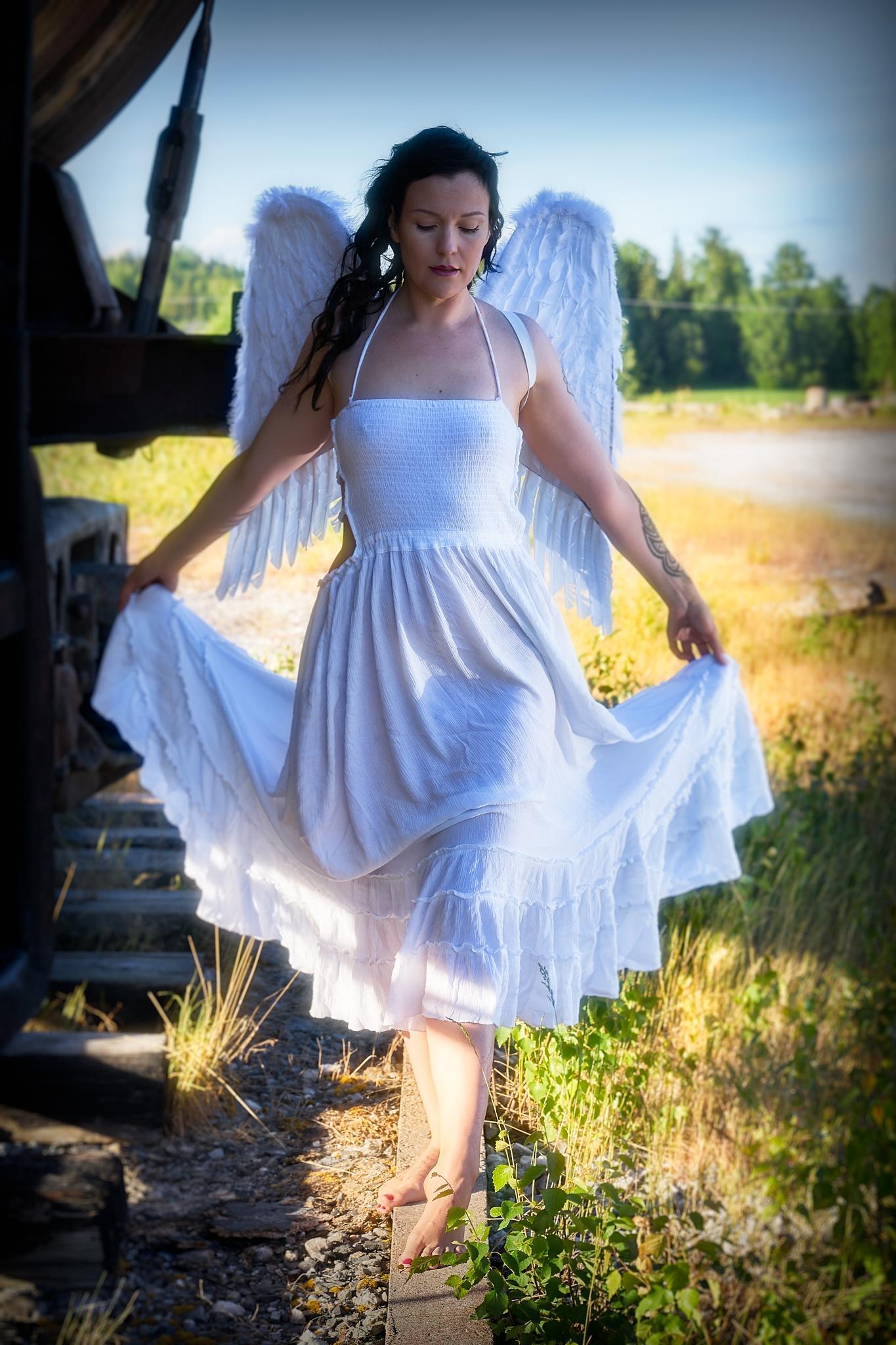 Angel walk by Petteri