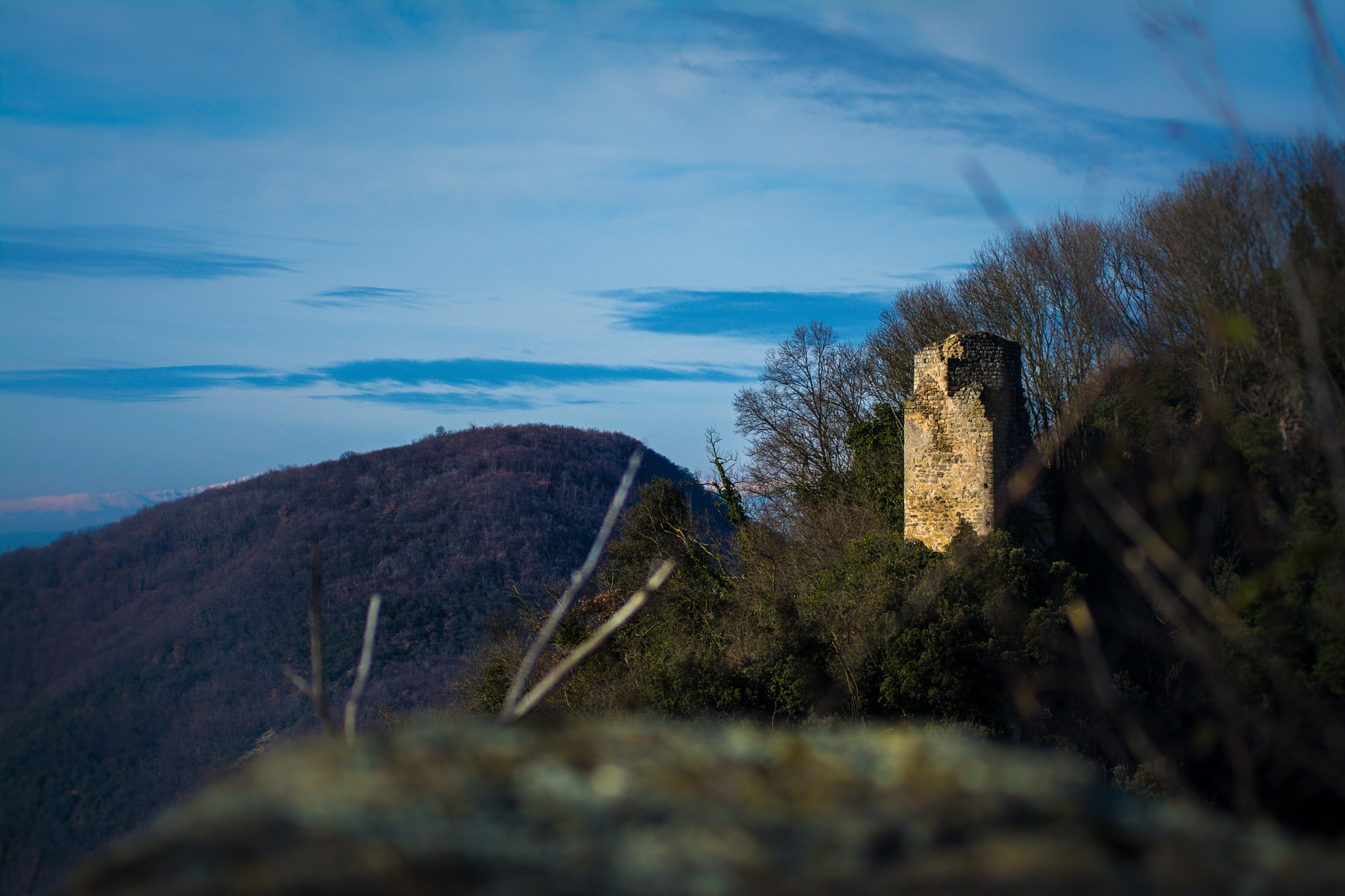 Photo in Landscape #ruins #hills