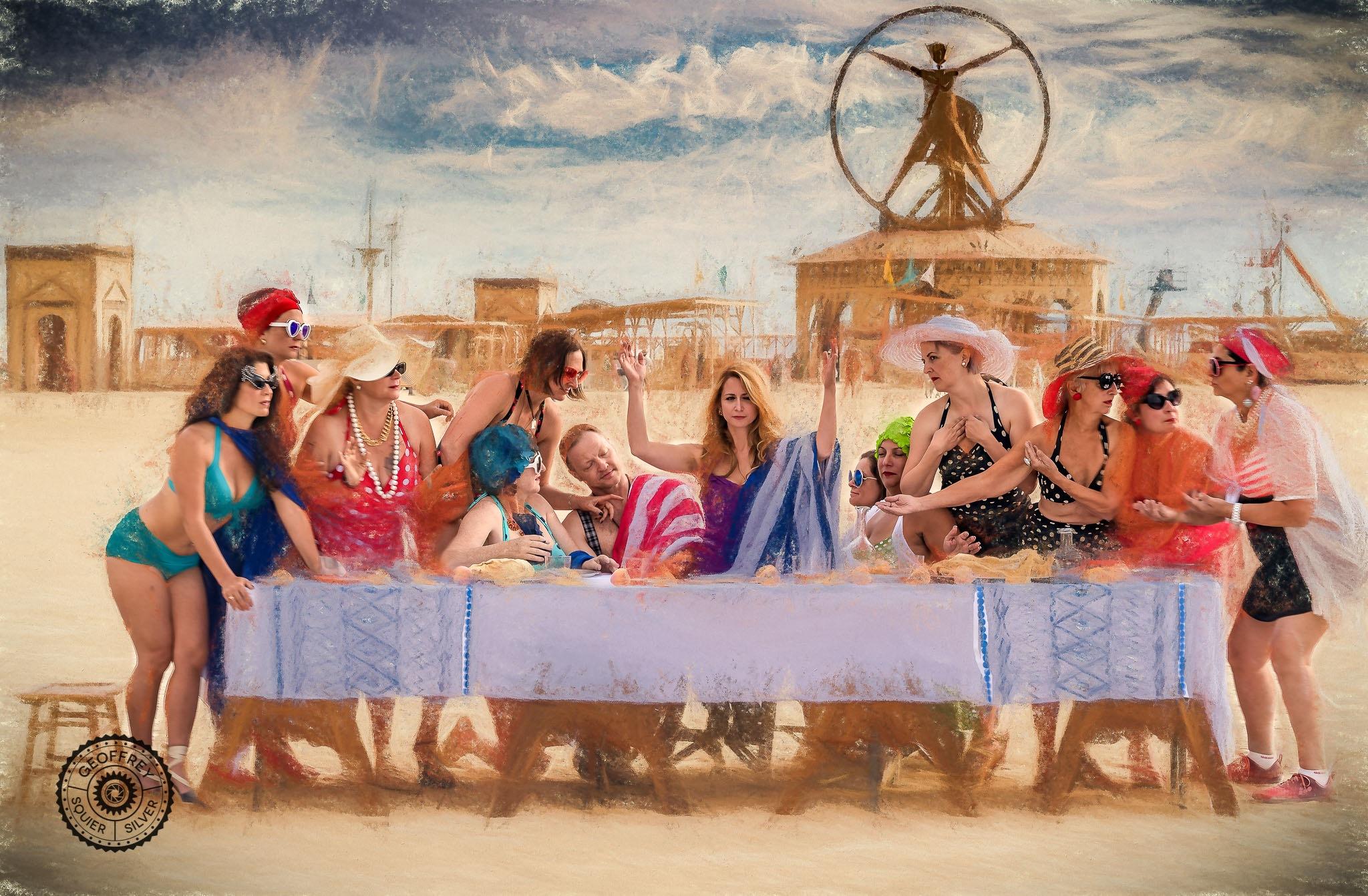 The Last Summer by Geoffrey Squier Silver