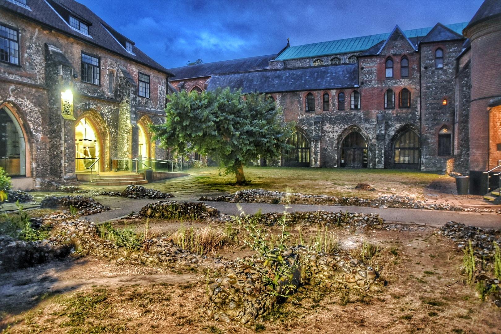 Medieval Norwich by David Starkey
