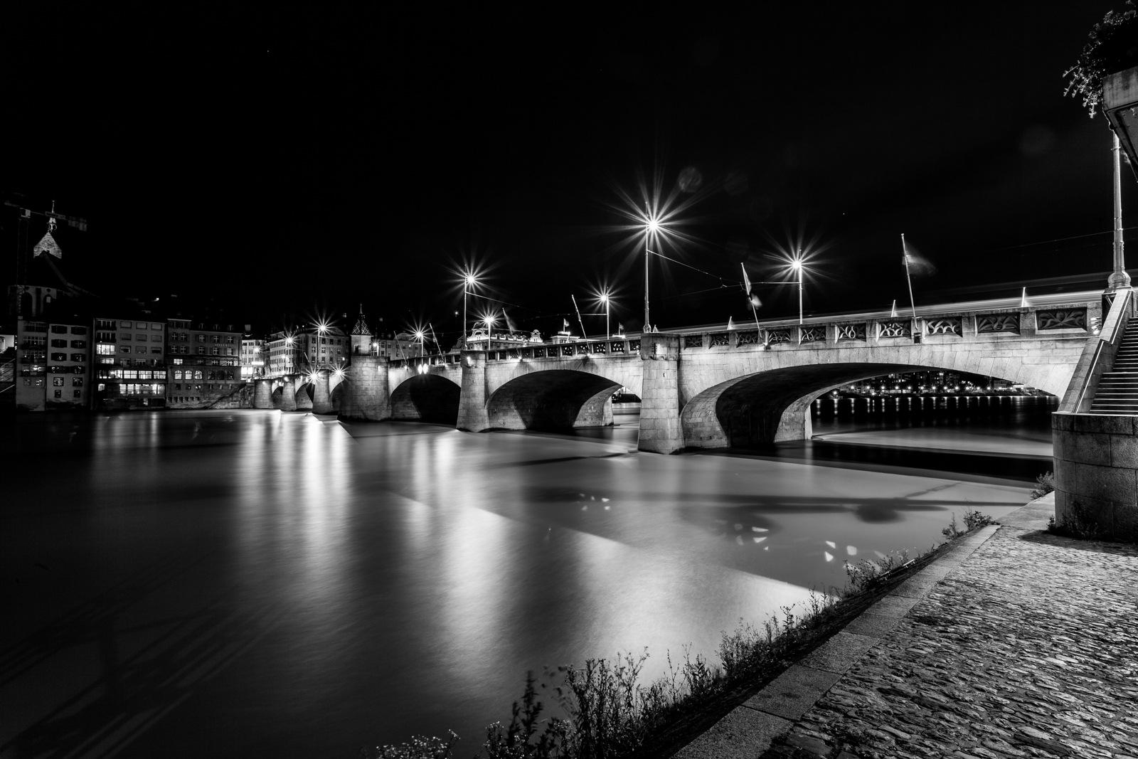 One nigth in Basel by fotomark
