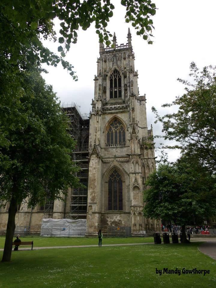 York  by mandy gowthorpe