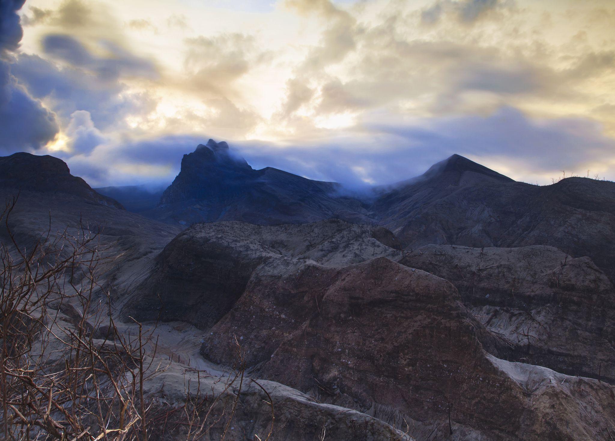 Kelud Eruption 2014 by Dika yudha rio p