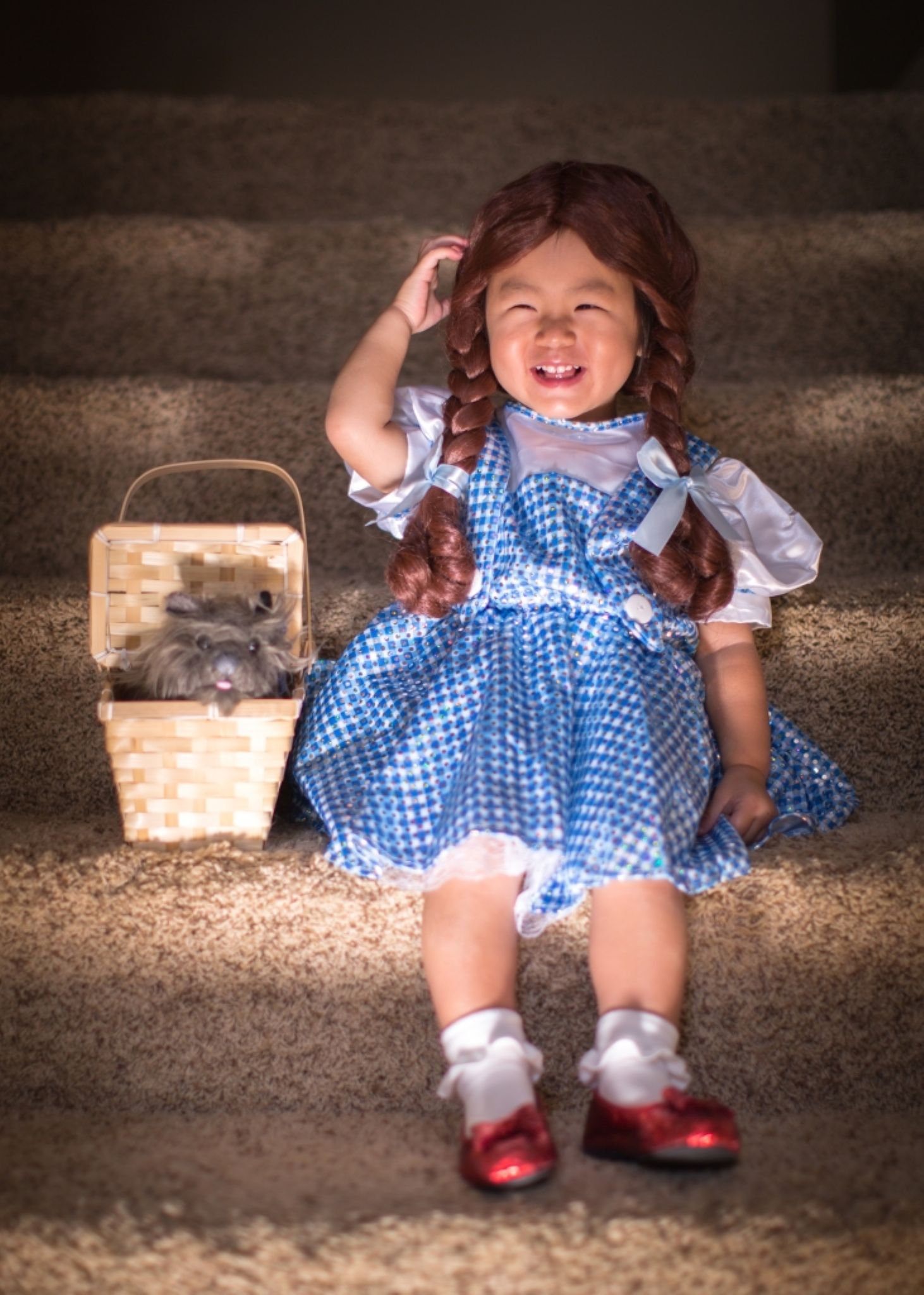 Dorothy is here! by Kevin Wang