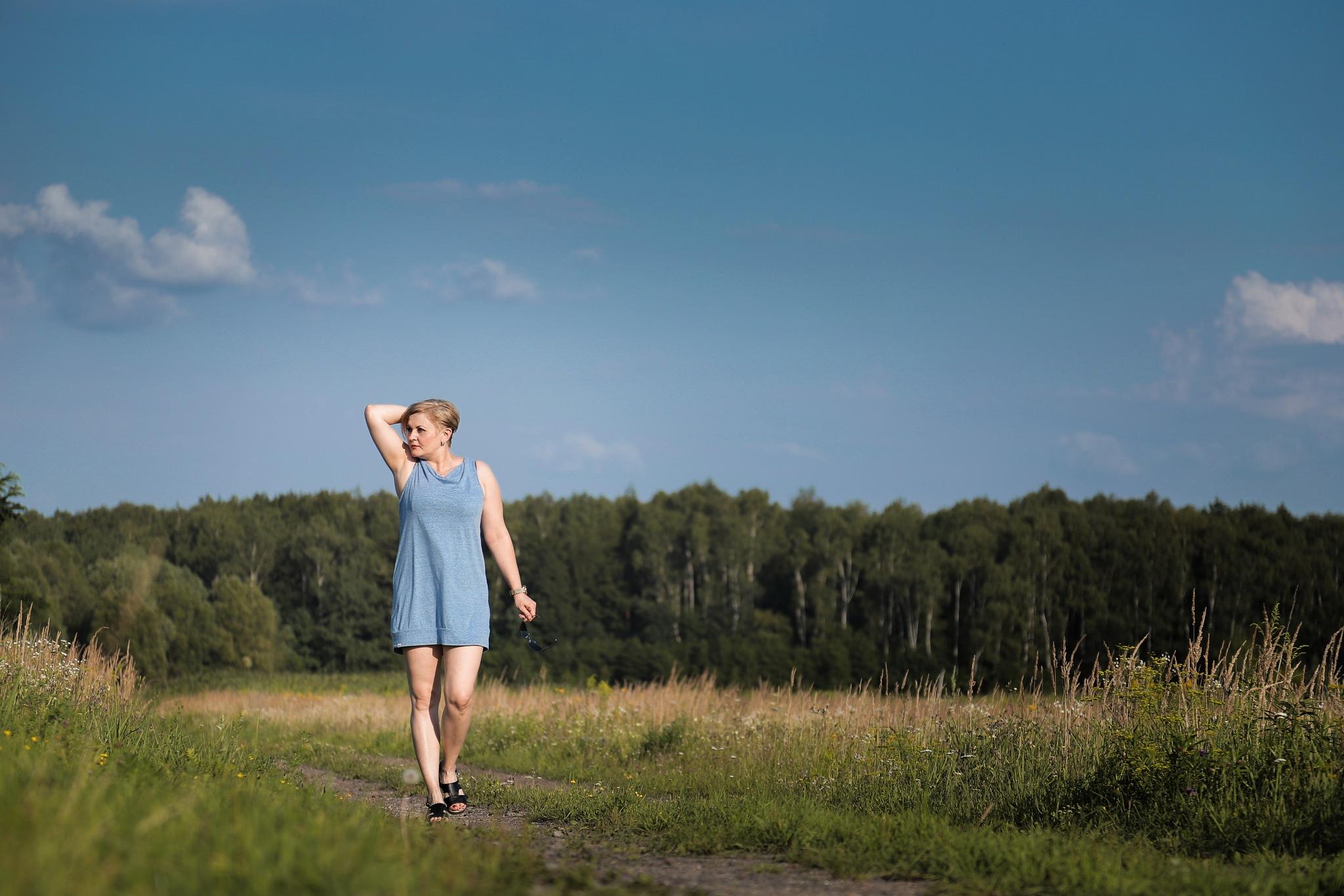 Justyna #2 by Grzegorz Korzec