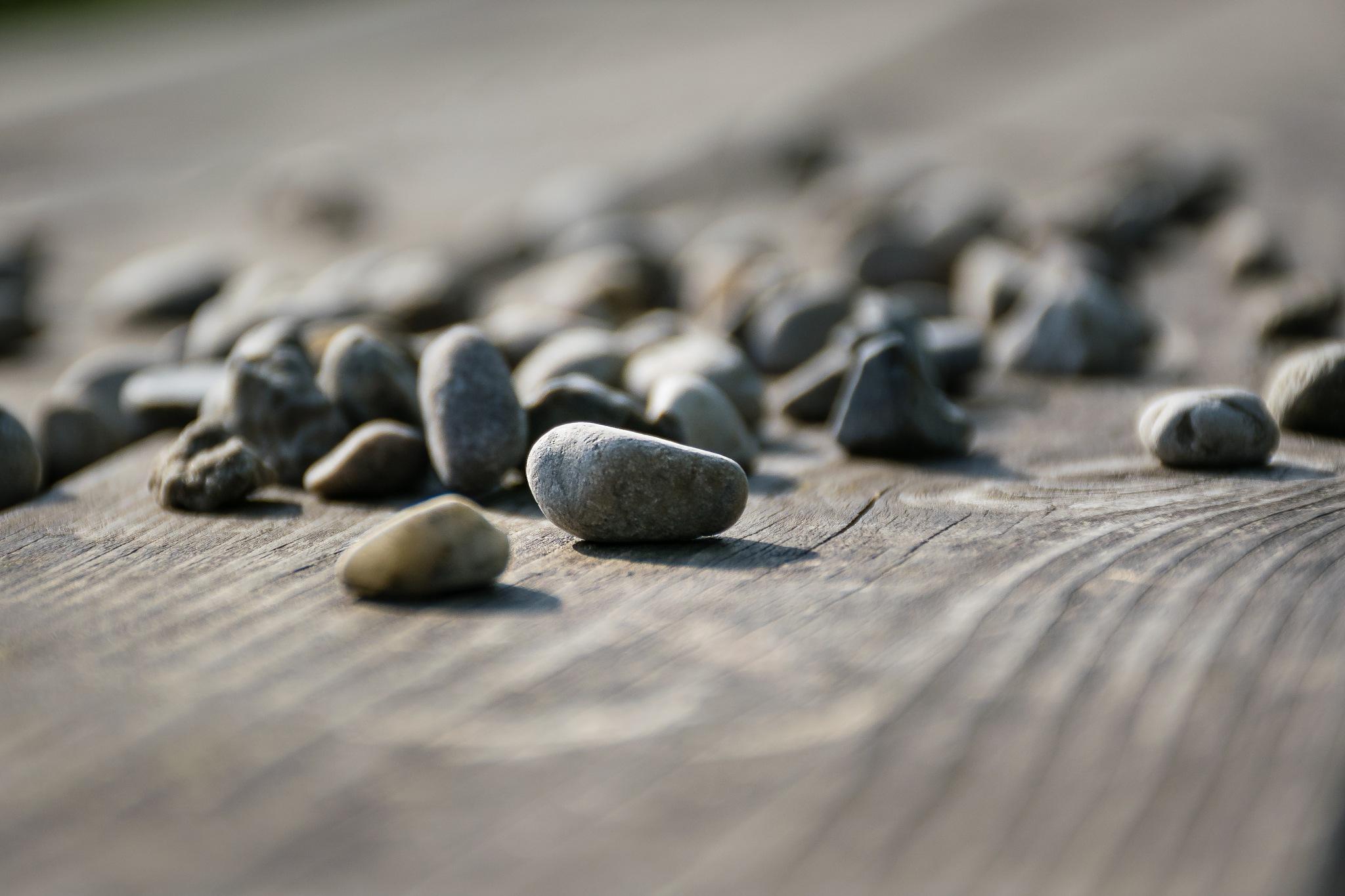 Stones by Mauro De Vita