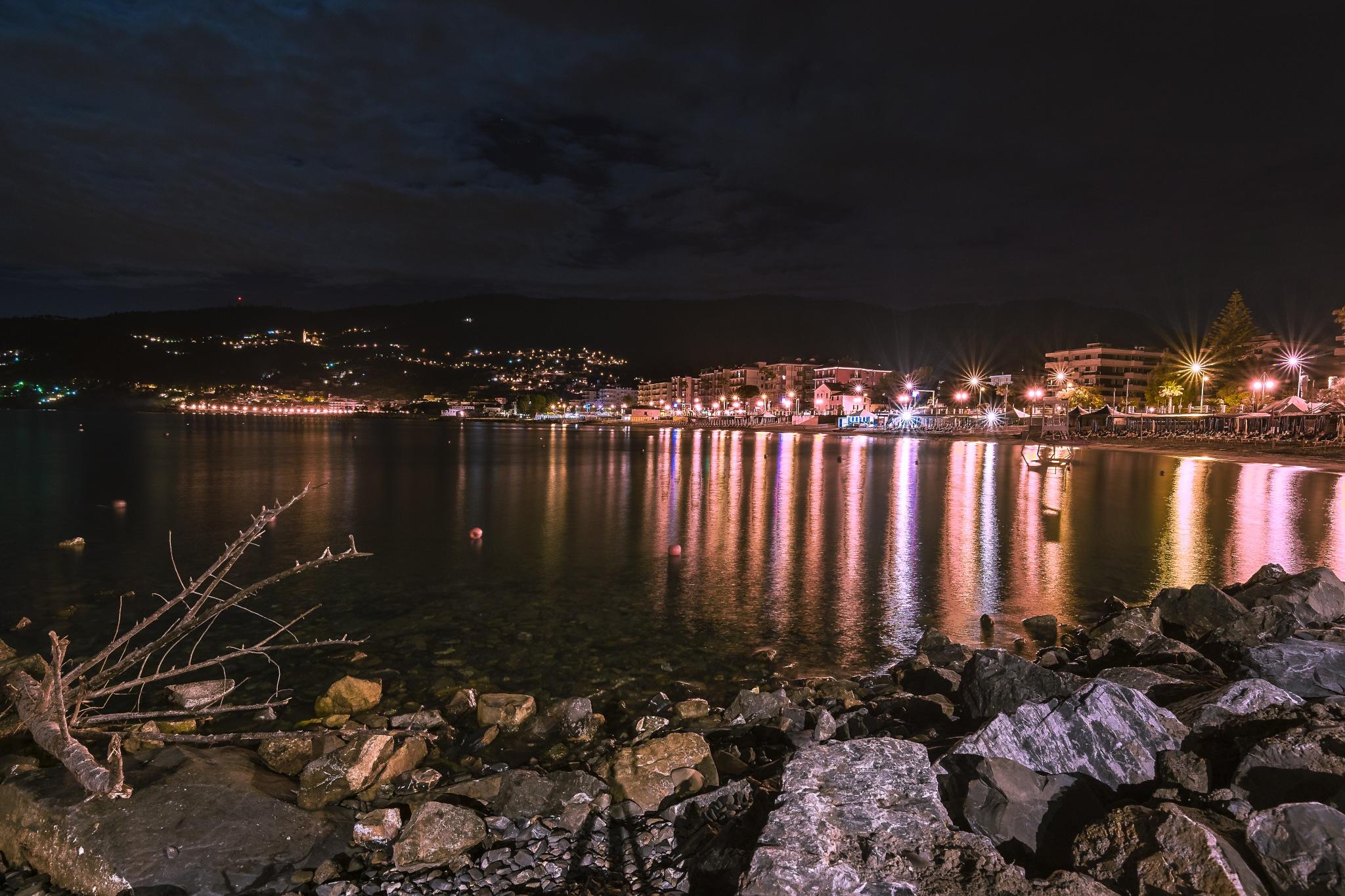 Seafront by Mauro De Vita