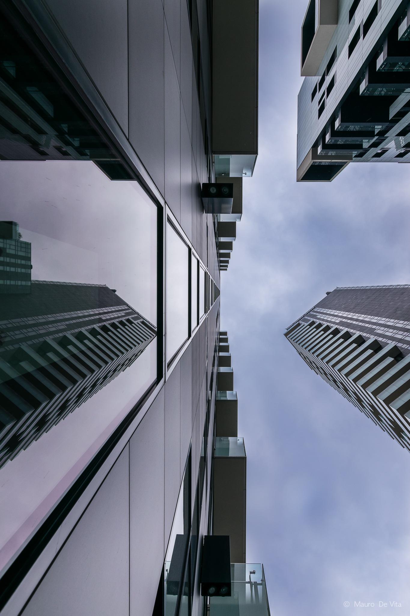 Buildings by Mauro De Vita