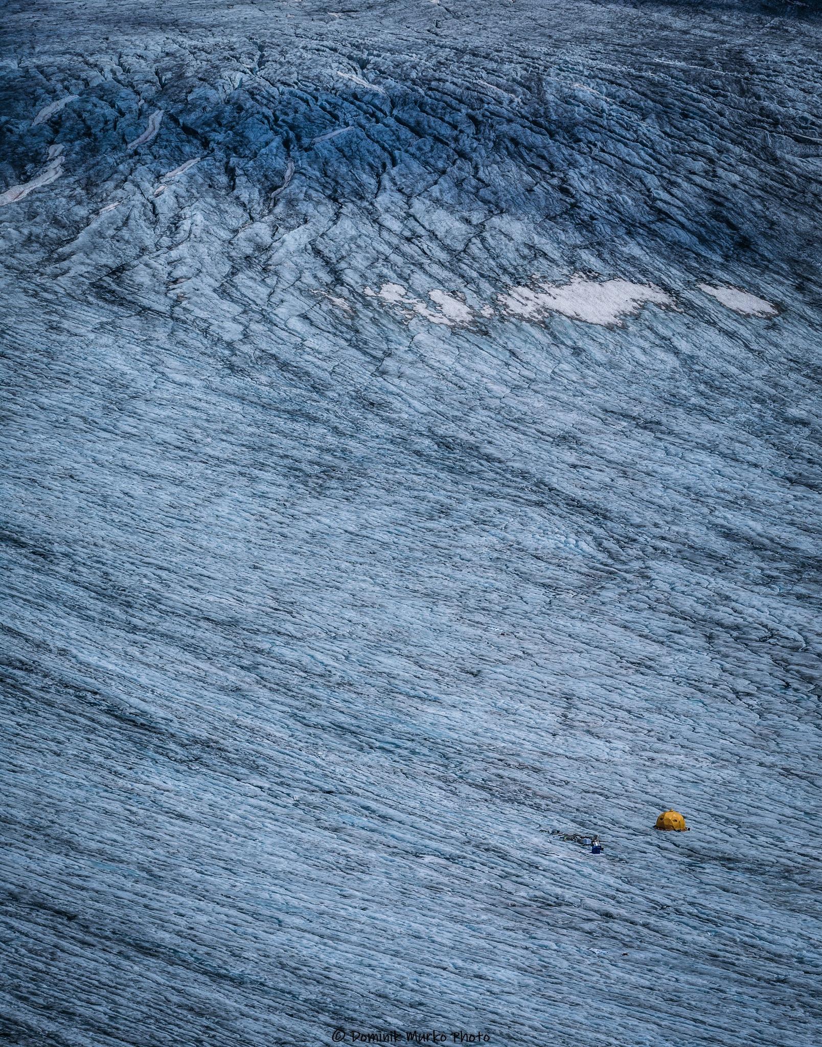 Rhone Glacier by Dominik Murko
