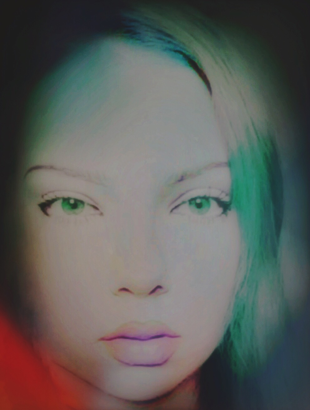 Q_green by KathrynT