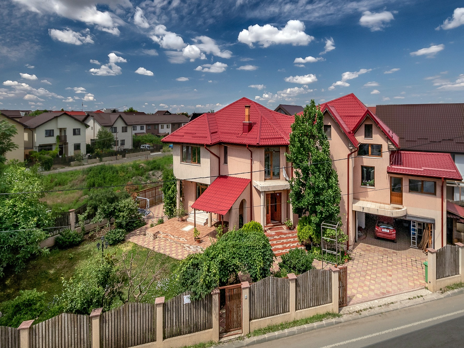 Home In Bucharest by Costy Pirvu