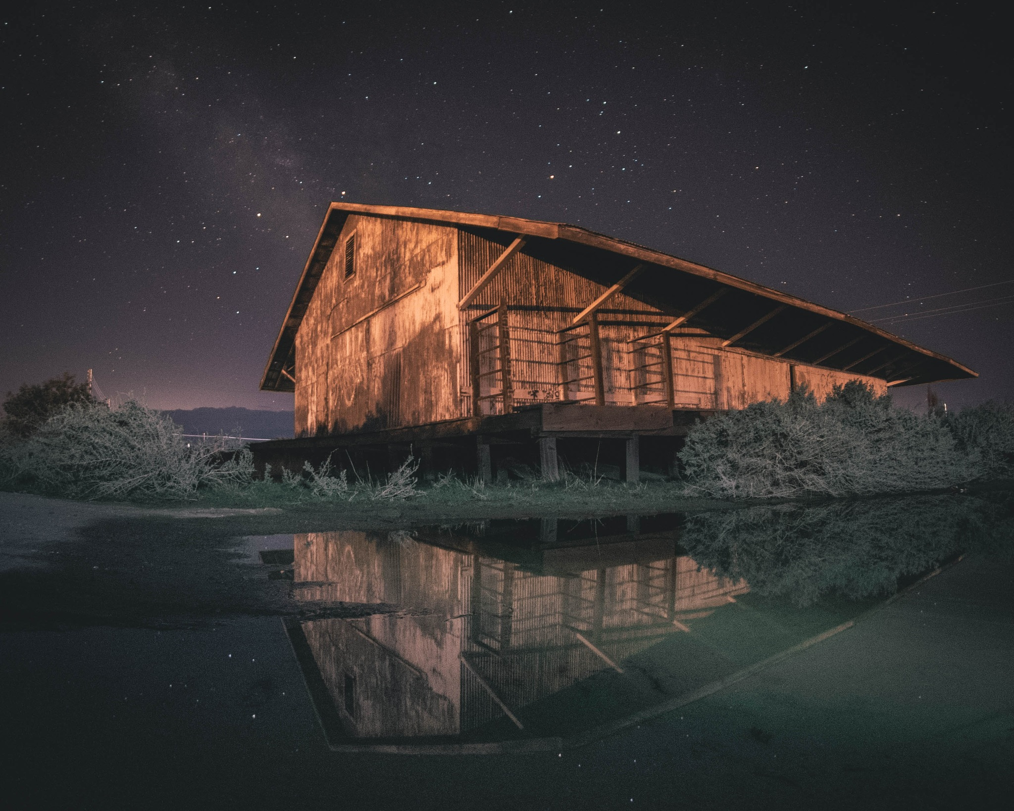 The Broadside by Matthew Rodrigues