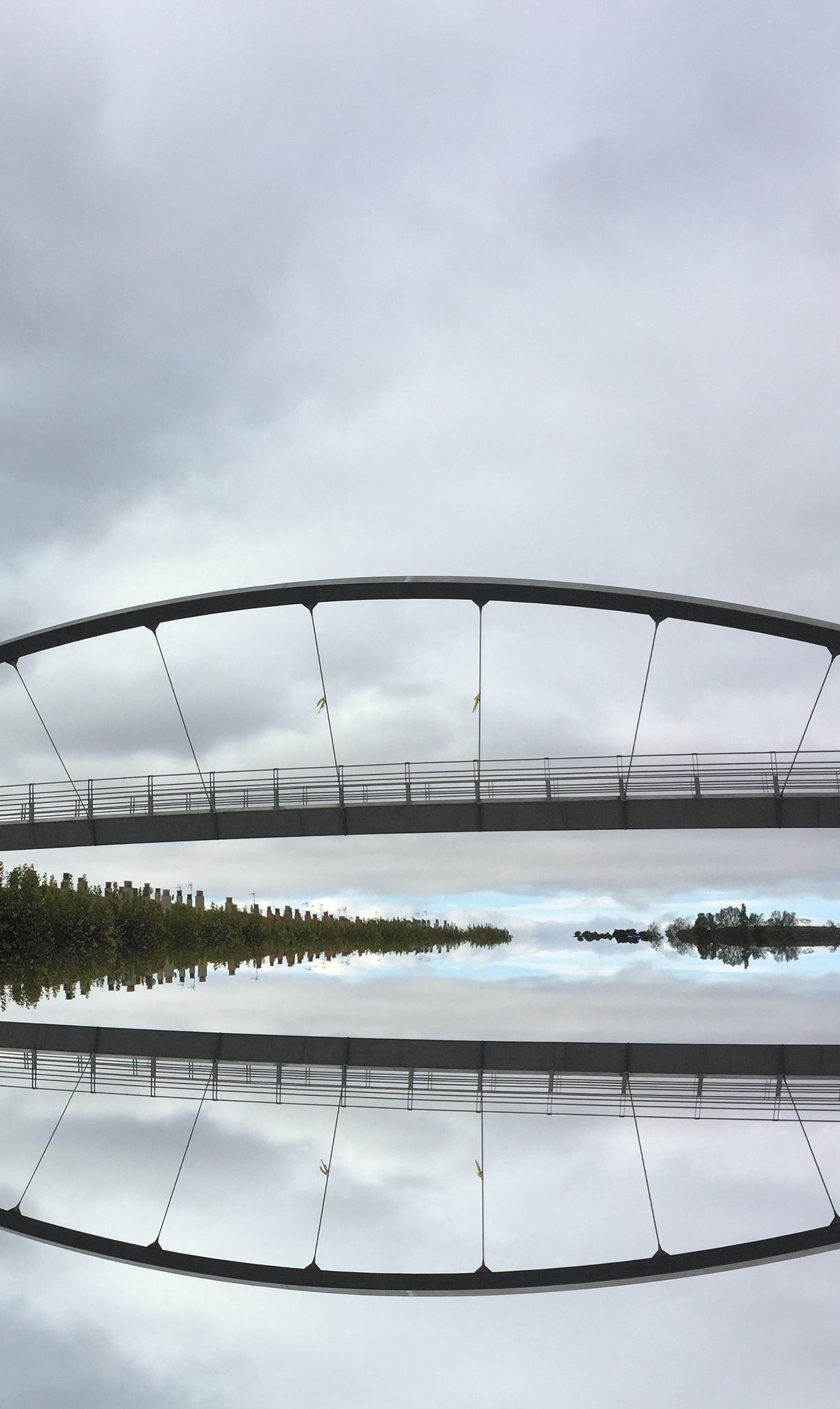 El pont de Sant Fritós de Bages by Lluís photos