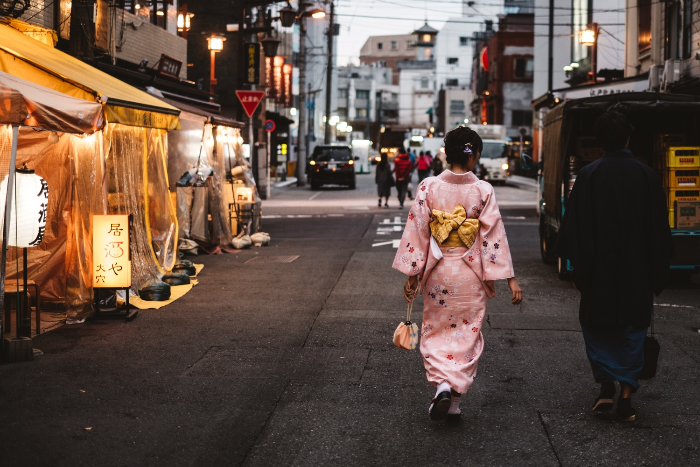 Asakusa, Tokyo by Adam Kozłowski