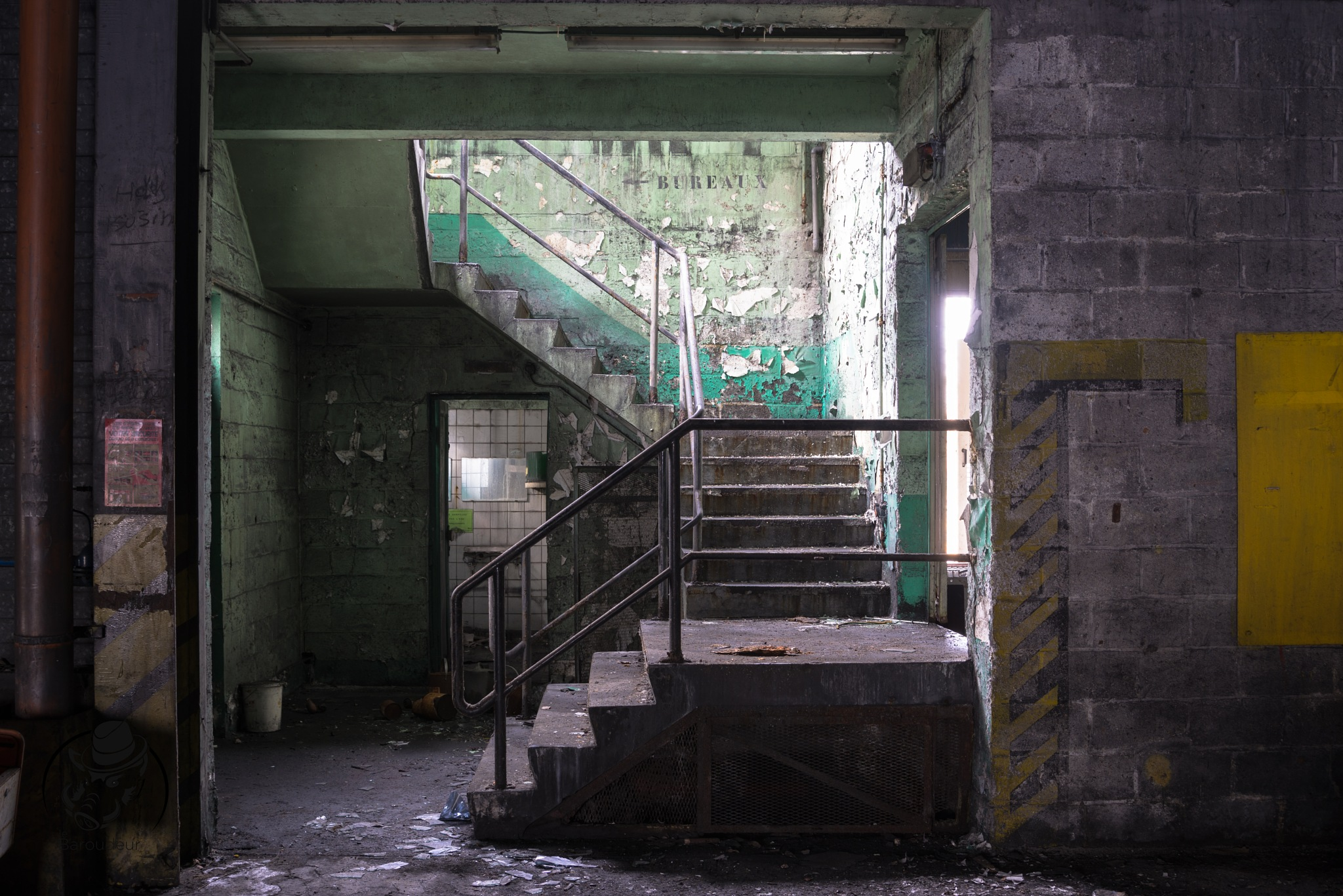 L'escalier de la gloire by Le Baroudeur